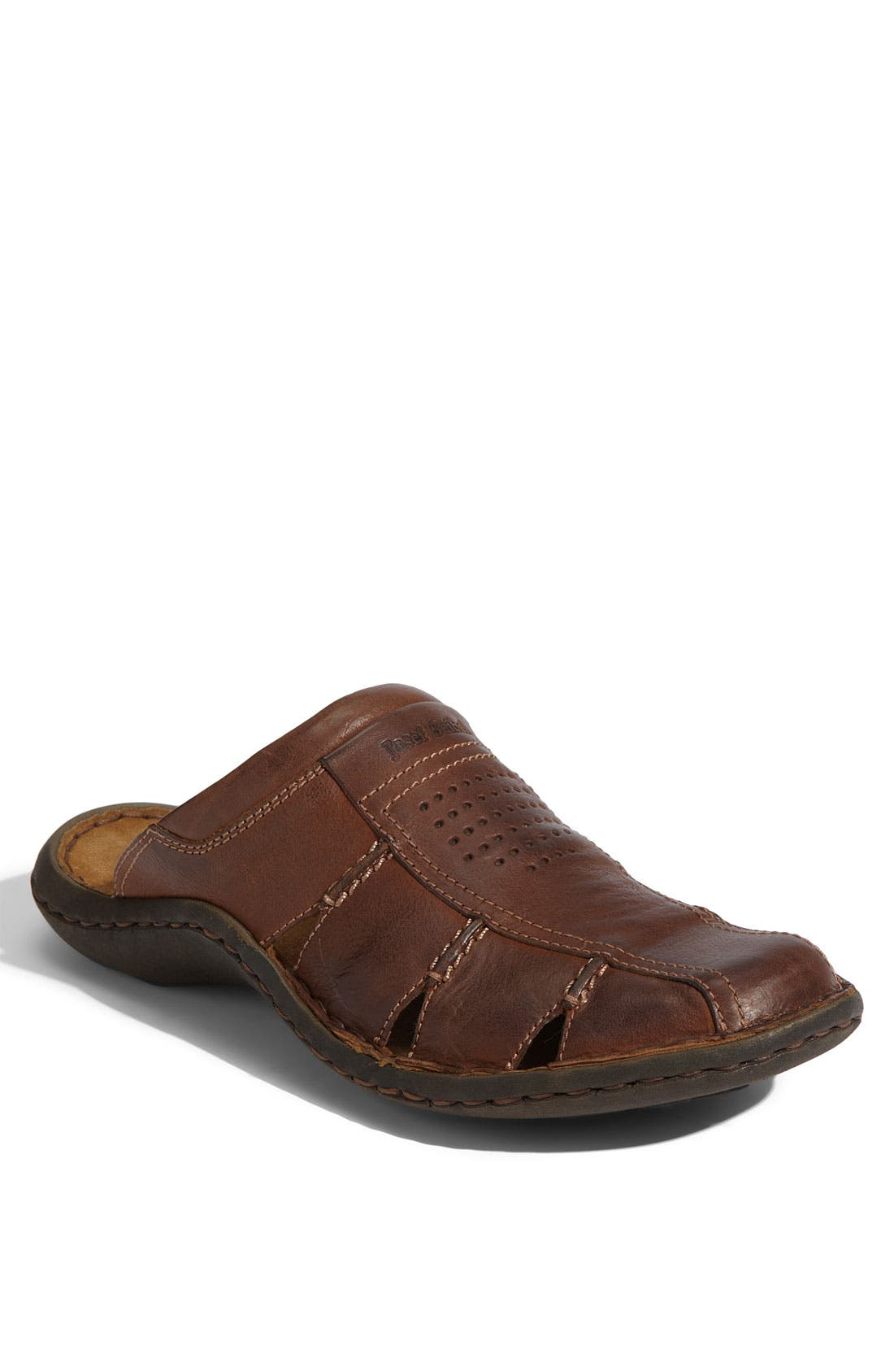 Alternate Image 1 Selected - Josef Seibel 'Lawson' Clog Sandal