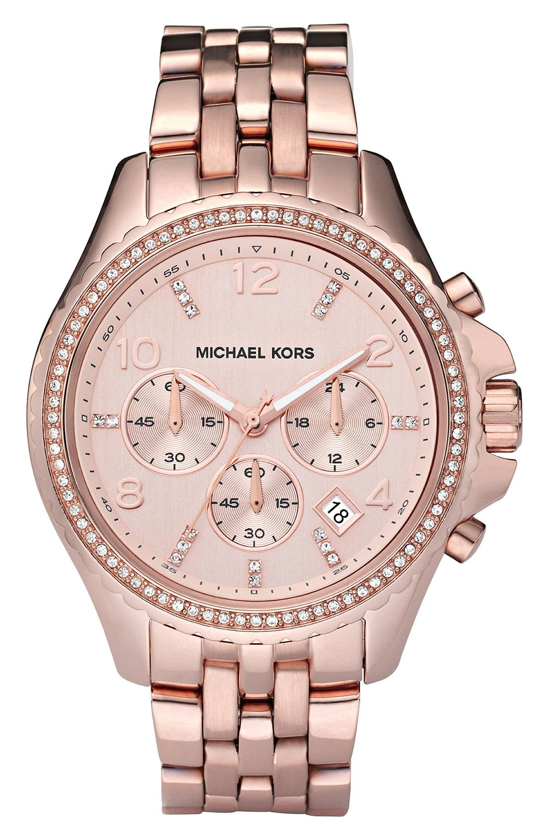Main Image - Michael Kors 'Pilot' Watch