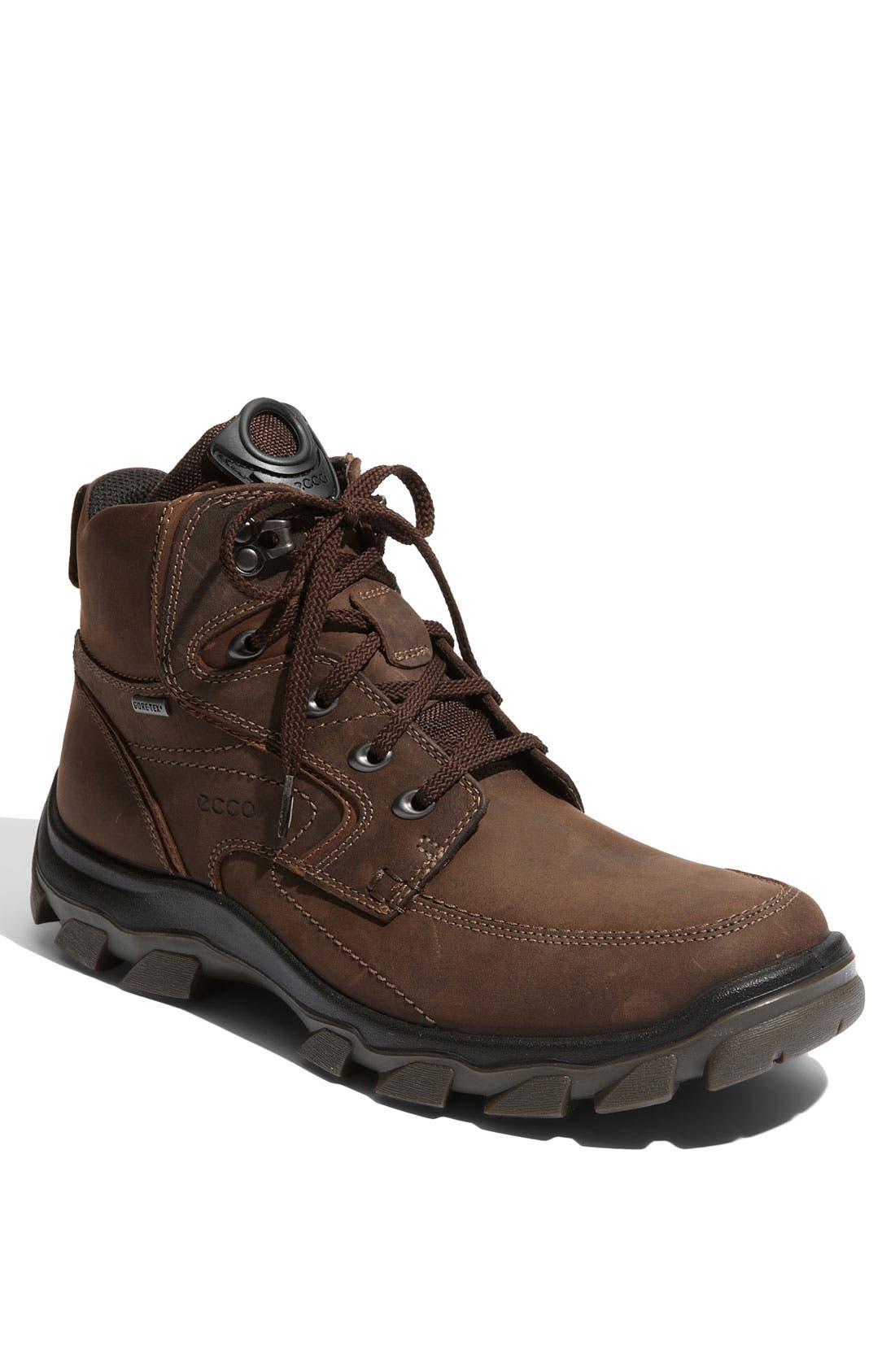 Alternate Image 1 Selected - ECCO 'Track 5' Waterproof Moc Toe Boot