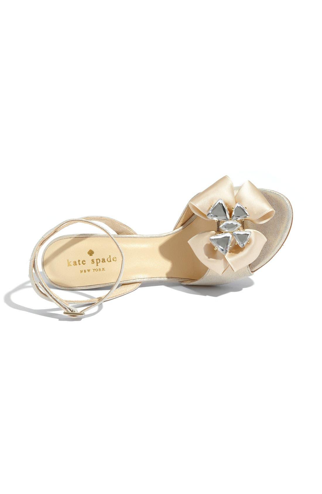 Alternate Image 3  - kate spade new york 'shelby' sandal