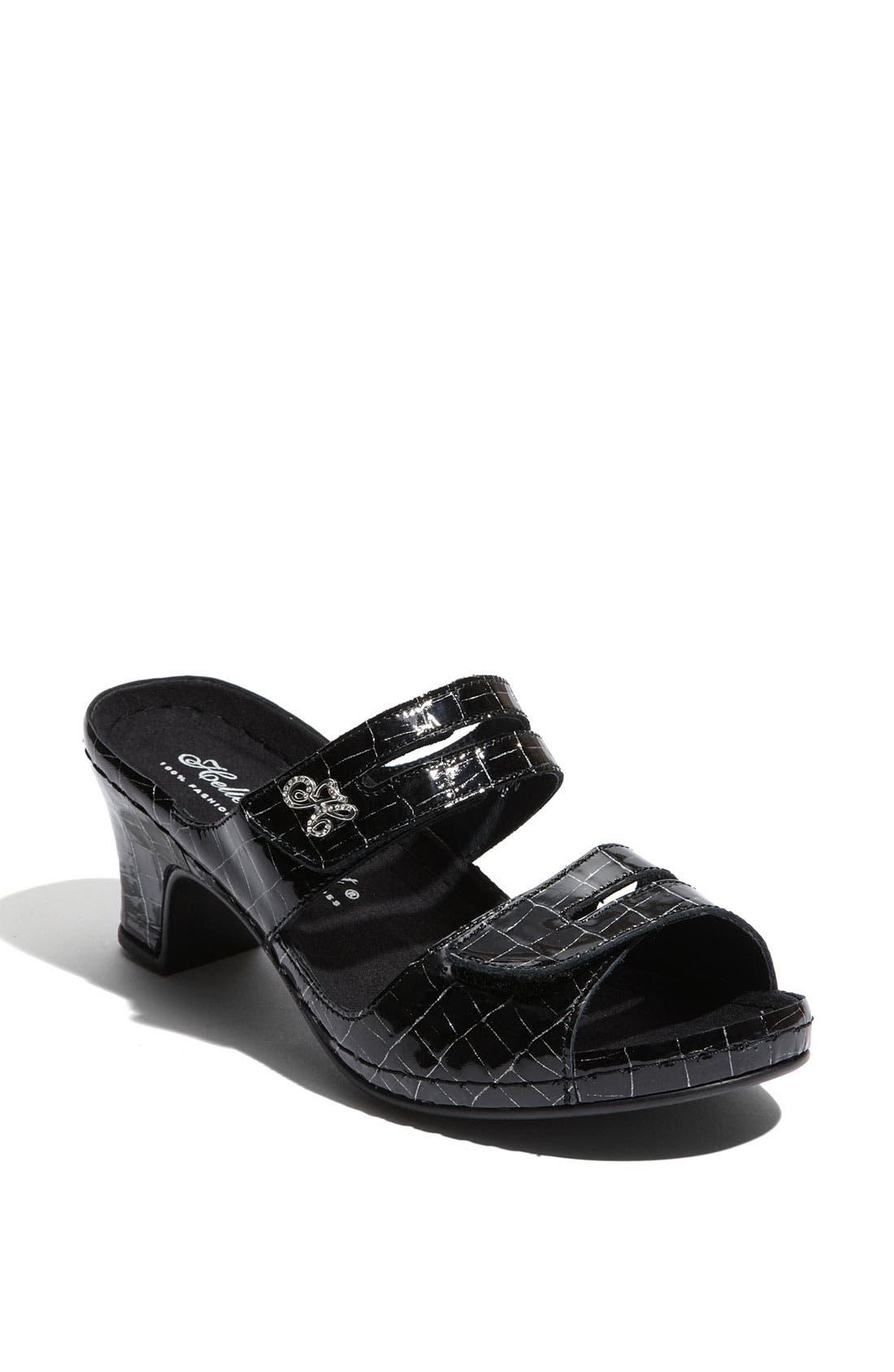 Alternate Image 1 Selected - Helle Comfort® 'Dena' Sandal