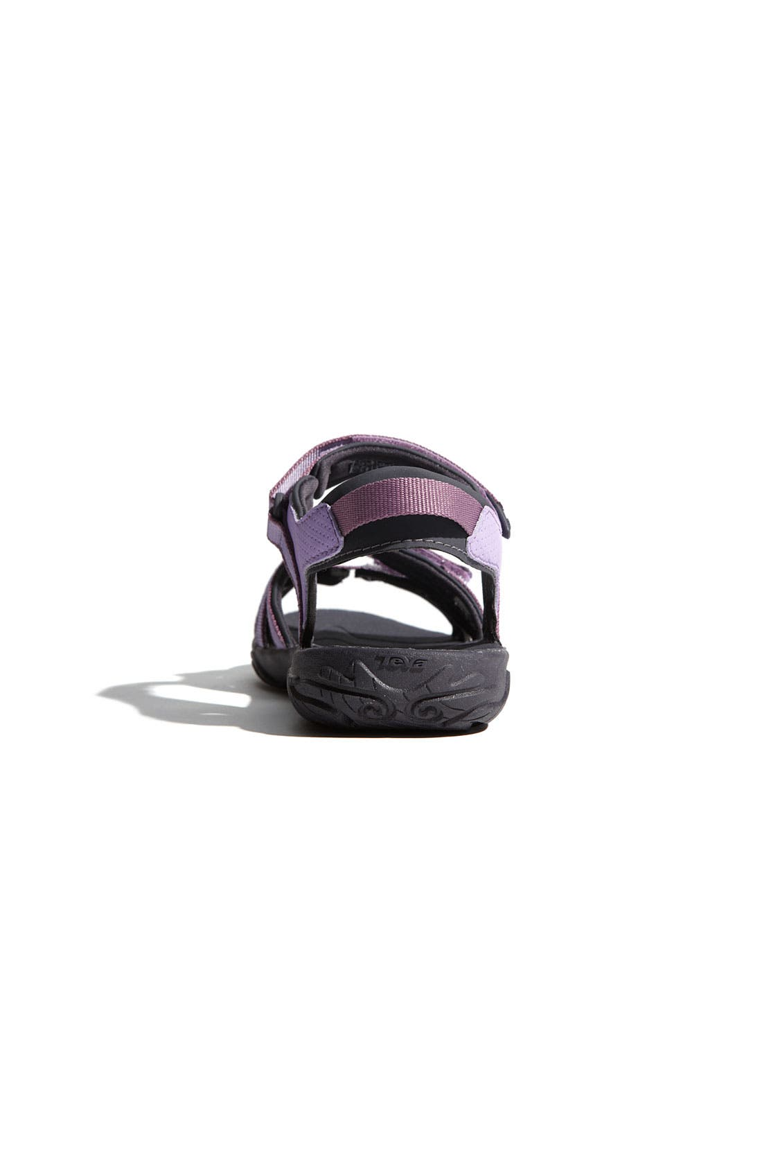 Alternate Image 4  - Teva 'Tirra' Sandal (Toddler, Little Kid & Big Kid)