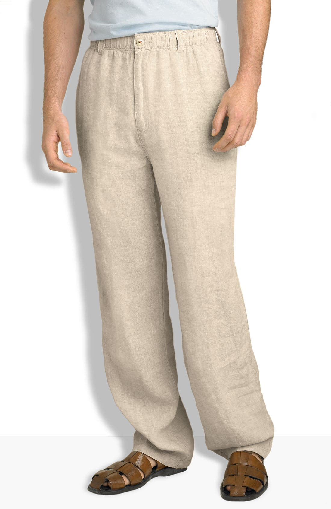 Alternate Image 1 Selected - Tommy Bahama Relax 'Linen on the Beach' Pants