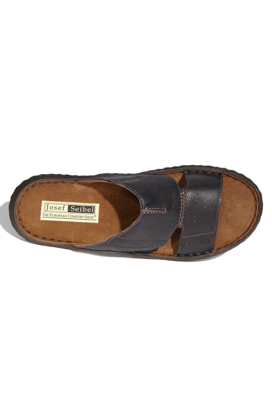 Alternate Image 3  - Josef Seibel 'Larry' Slide Sandal