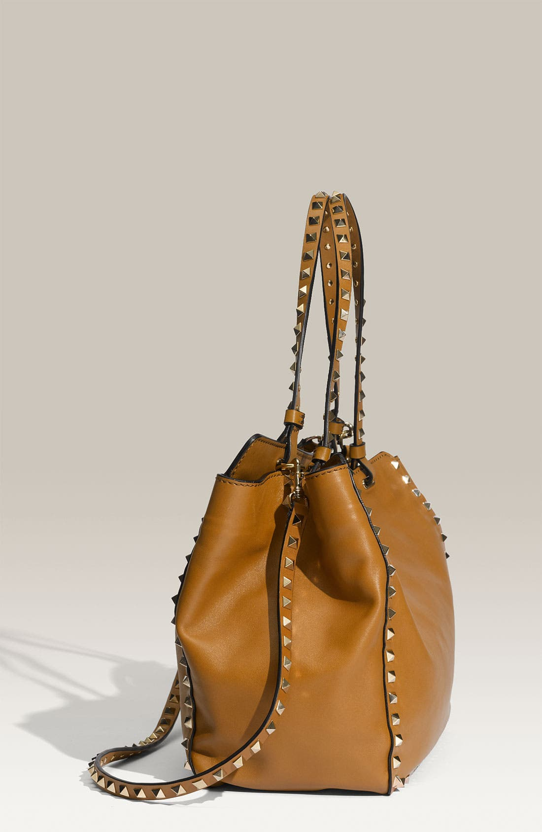 Alternate Image 2  - Valentino 'Rockstud - Medium' Leather Tote
