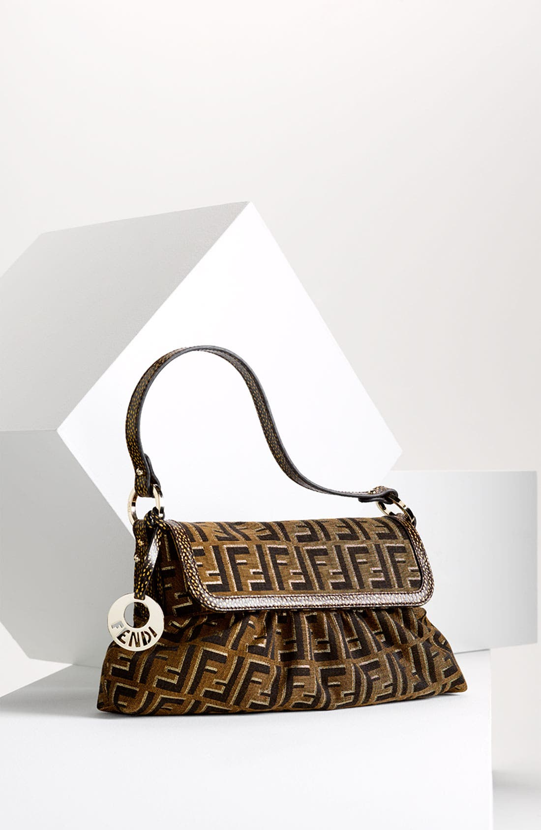 Alternate Image 3  - Fendi 'Chef - Ombra' Flap Bag