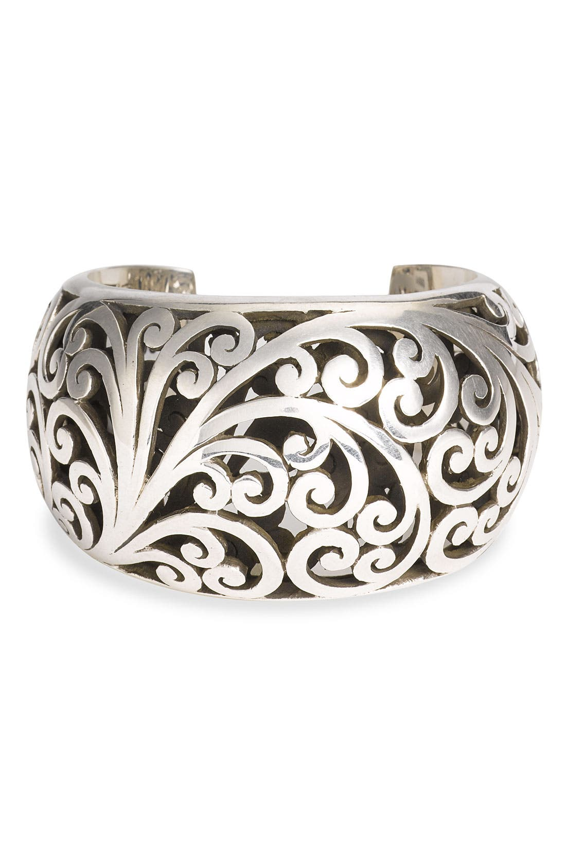 Alternate Image 1 Selected - Lois Hill 'Cage' Large Cuff