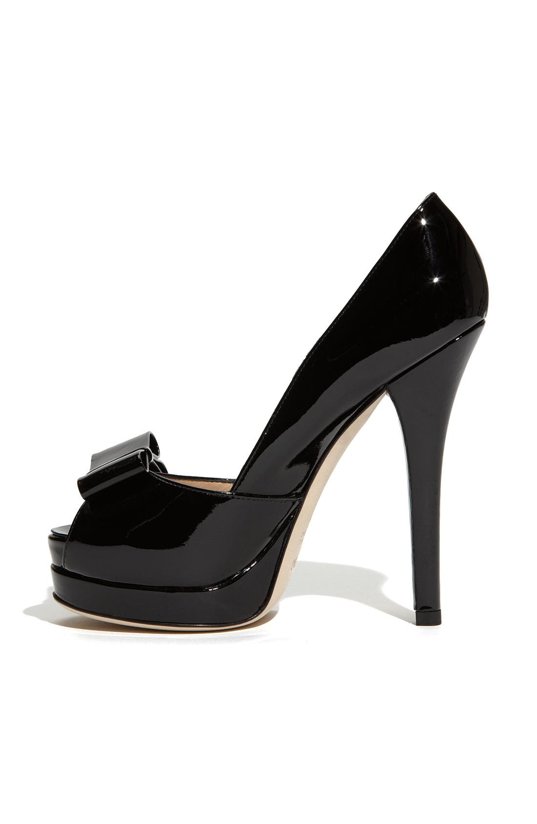 Alternate Image 2  - Fendi 'Deco' Bow Trim Pump