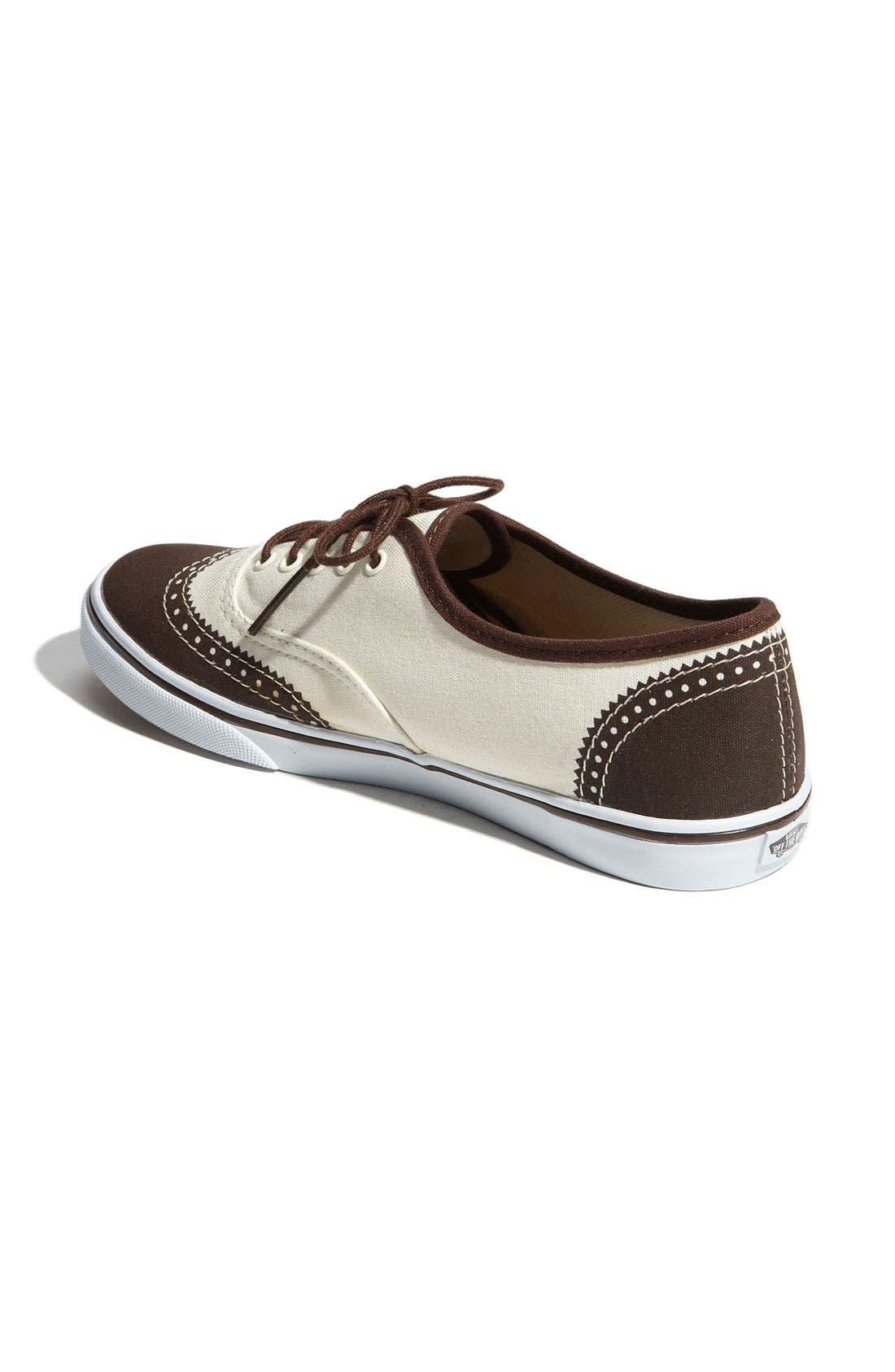 Alternate Image 2  - Vans 'Oxford Lo Pro' Sneaker