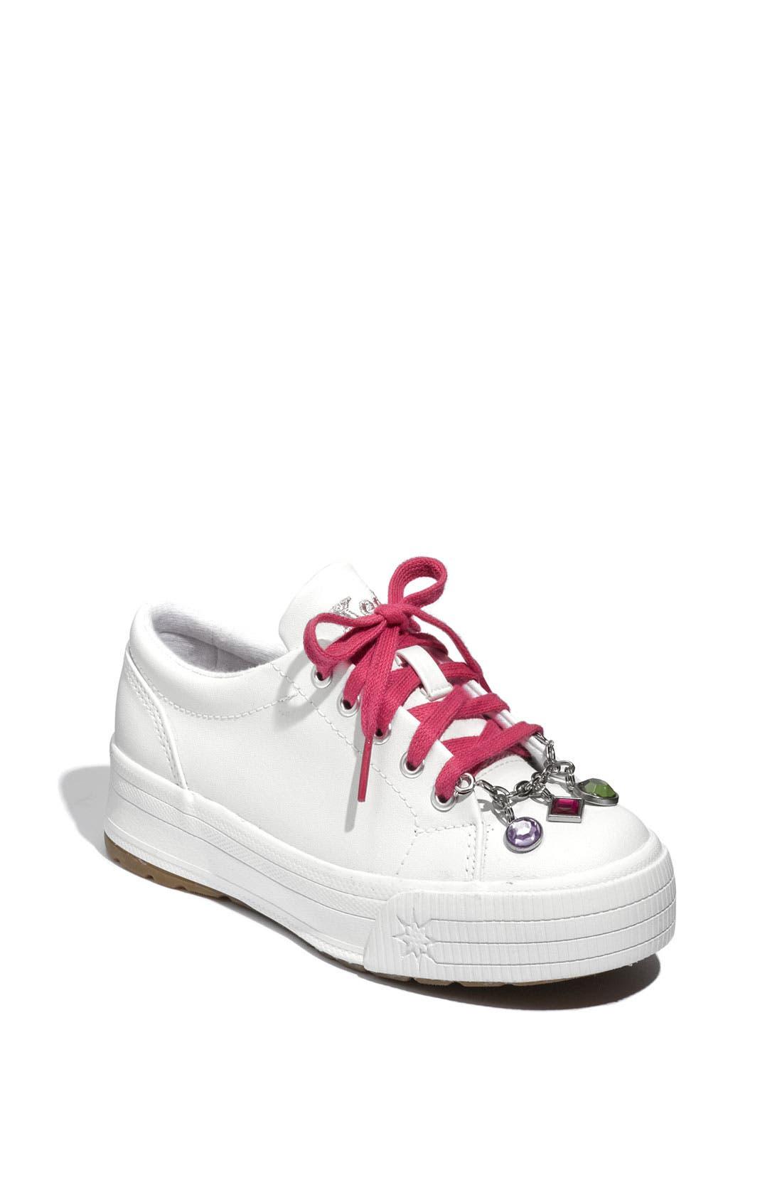 Alternate Image 1 Selected - Keds® 'Glisten' Sneaker (Toddler, Little Kid & Big Kid)