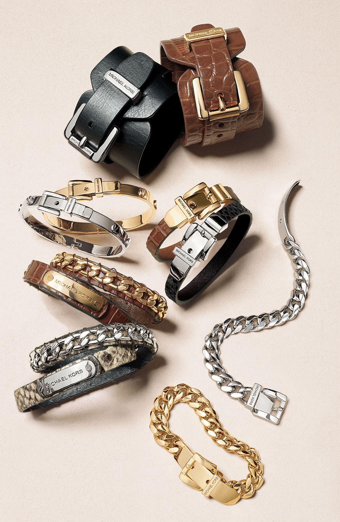 Alternate Image 2  - Michael Kors Double Wrap Bracelet