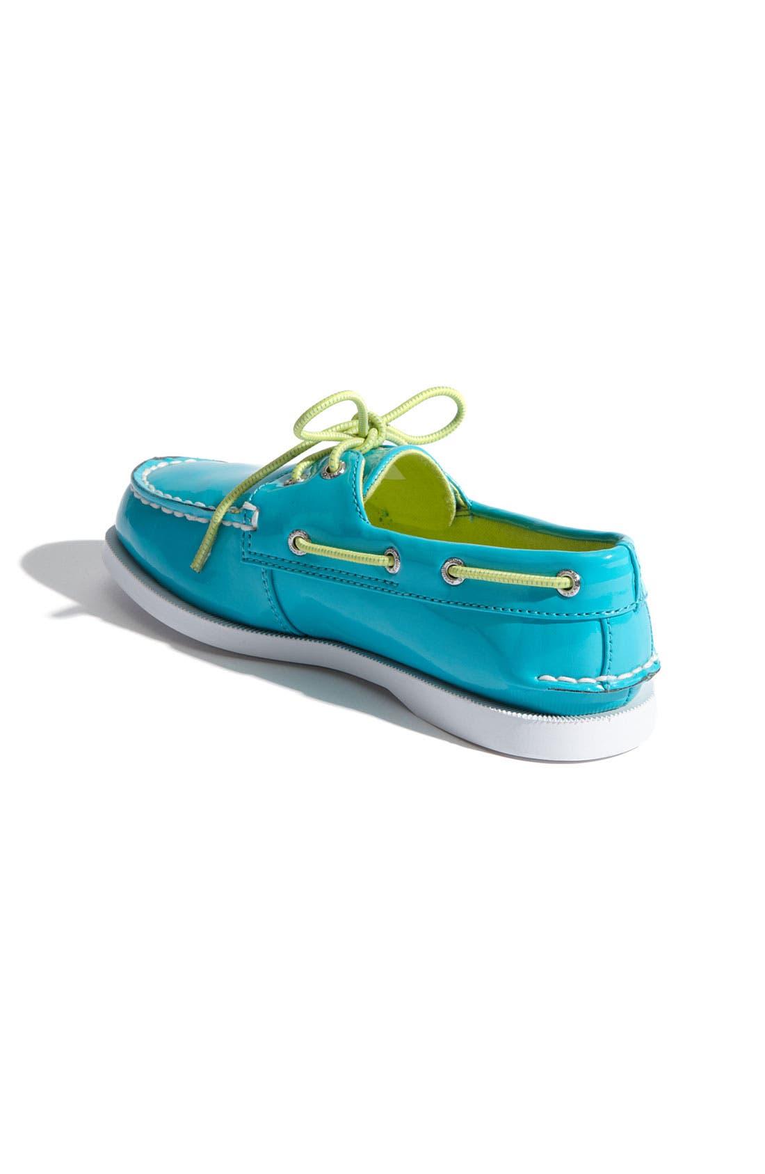 Alternate Image 2  - Sperry Top-Sider® 'Authentic Original' Boat Shoe (Walker, Toddler, Little Kid & Big Kid)