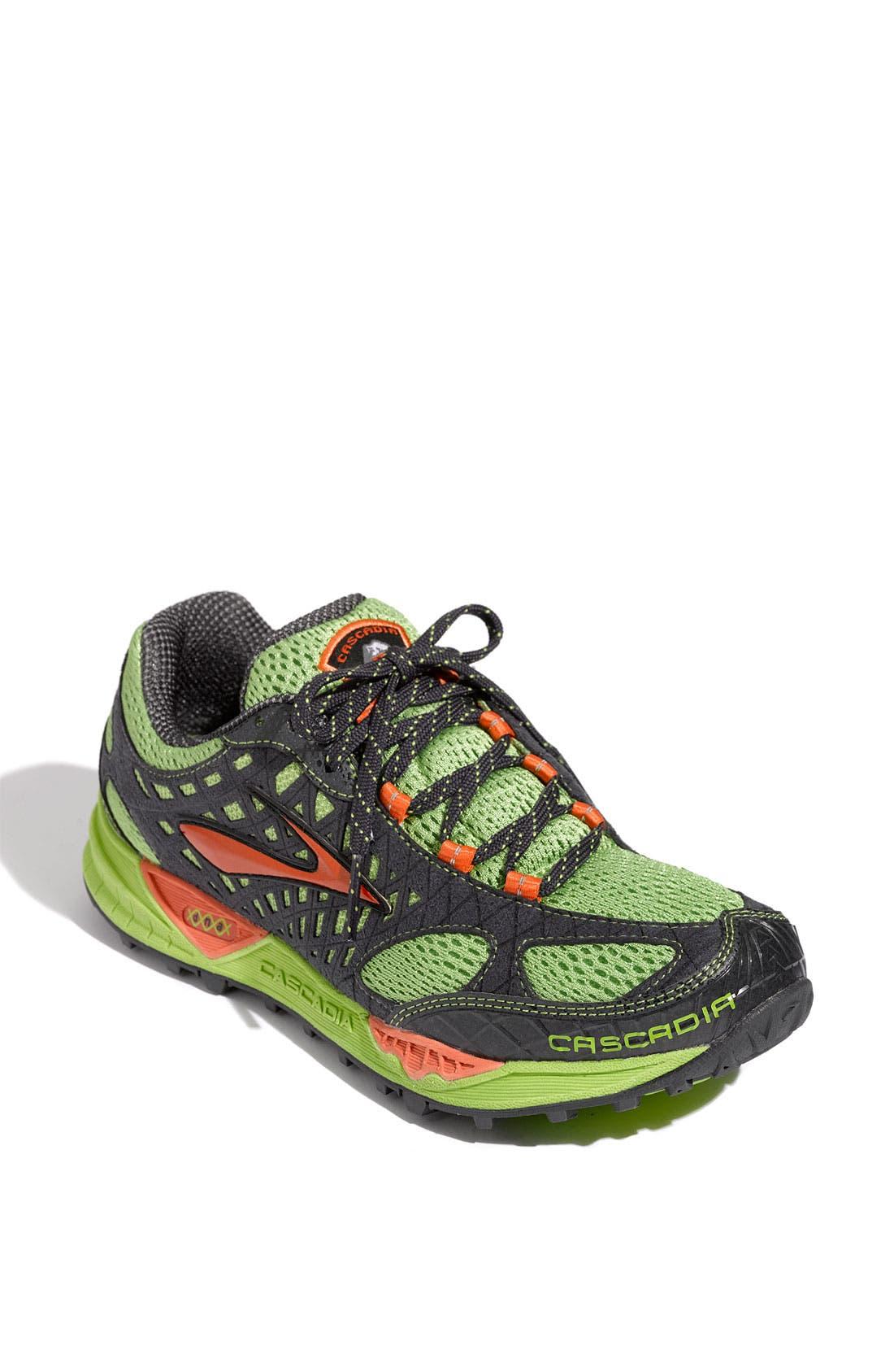 Alternate Image 1 Selected - Brooks 'Cascadia 7' Running Shoe (Women)