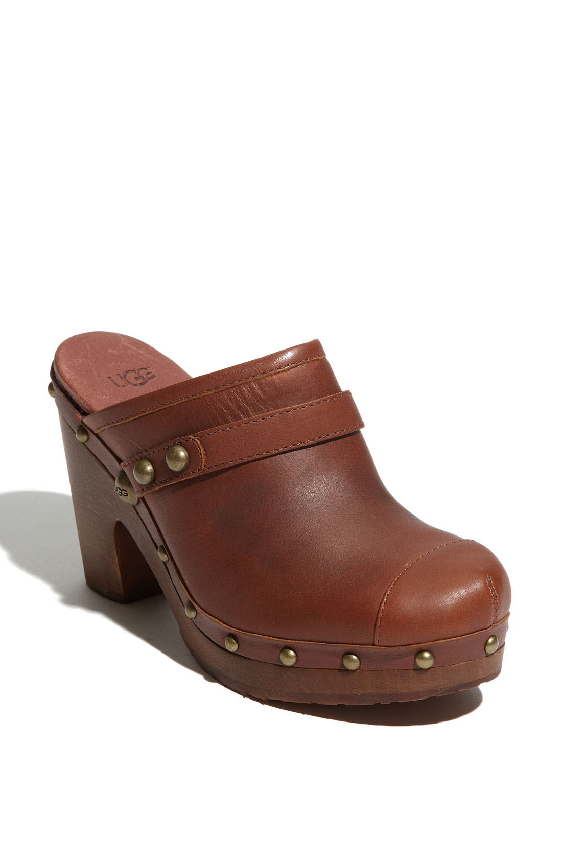 Alternate Image 1 Selected - UGG® Australia 'Jolene' Clog