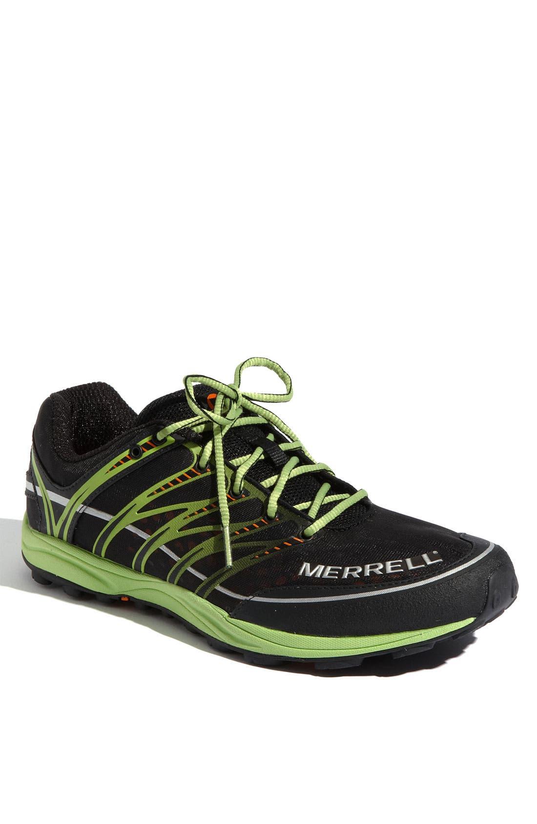 Alternate Image 1 Selected - Merrell 'Mix Master' Running Shoe