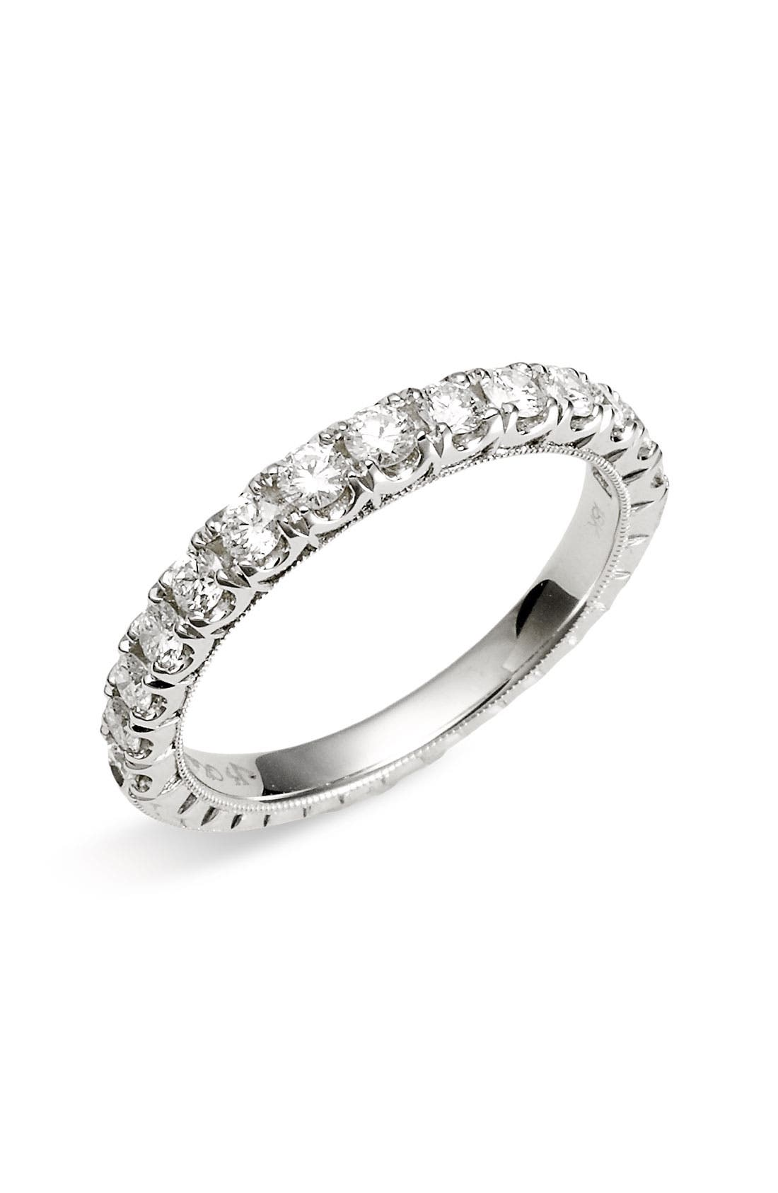 Alternate Image 1 Selected - Jack Kelége 'Romance' Diamond Ring