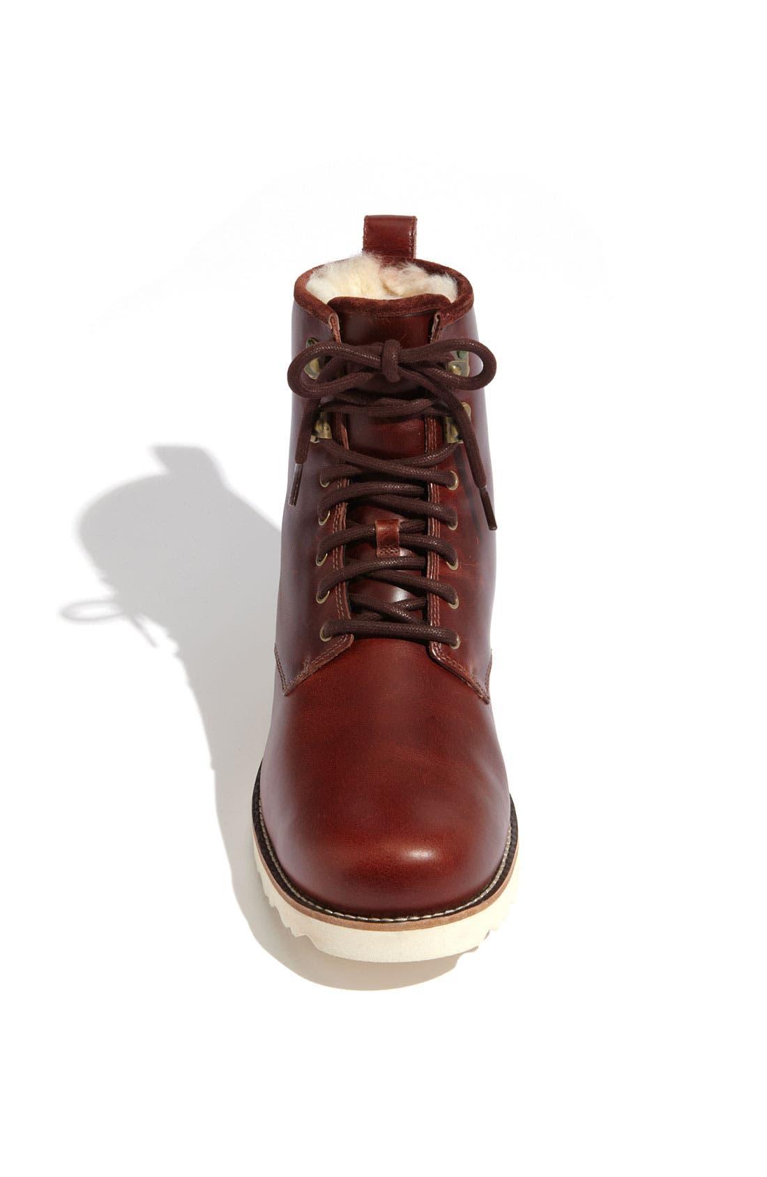 Alternate Image 3  - UGG® Australia 'Hannen' Boot (Men)