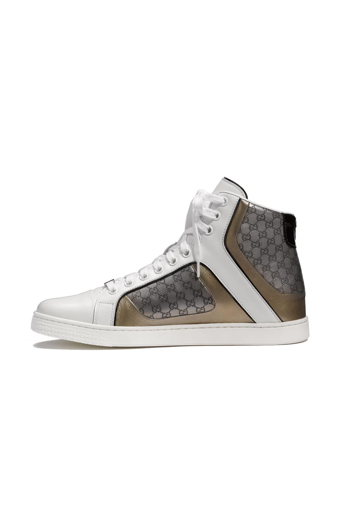 Alternate Image 2  - Gucci 'Coda Pop' High Top Sneaker