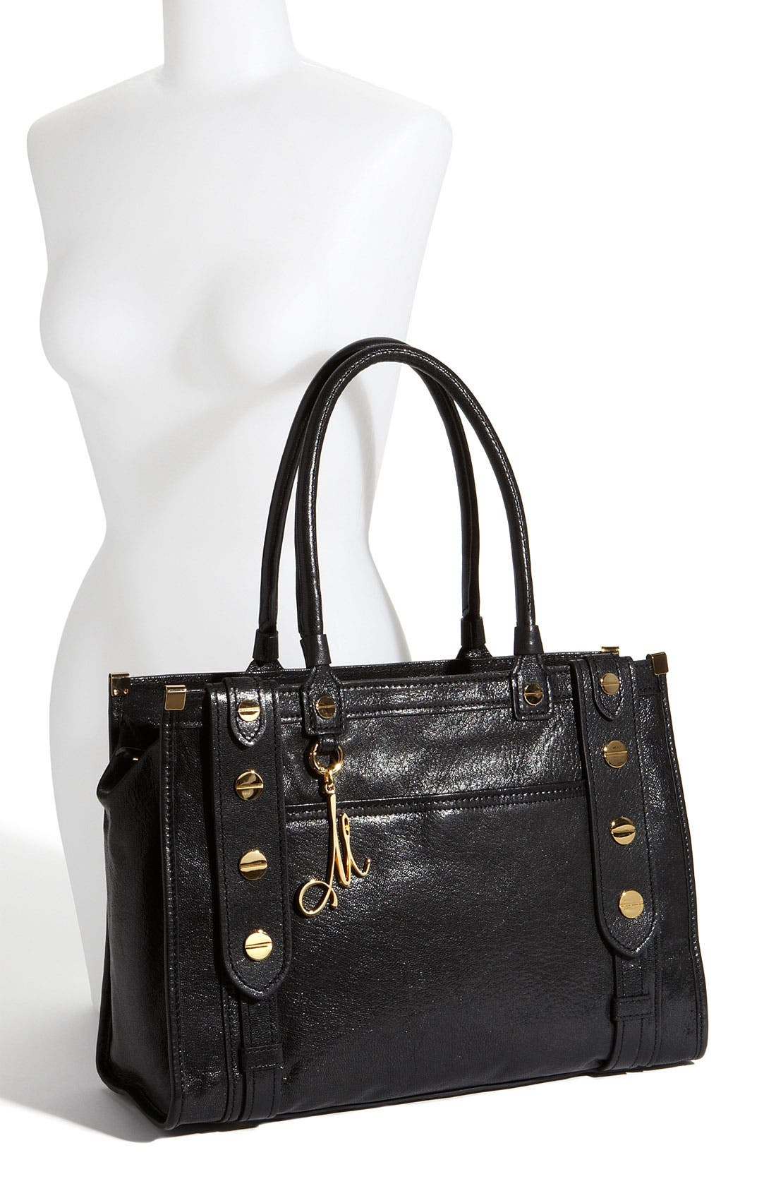 Alternate Image 2  - Milly 'Caroline Sparkling - Large' Leather Tote