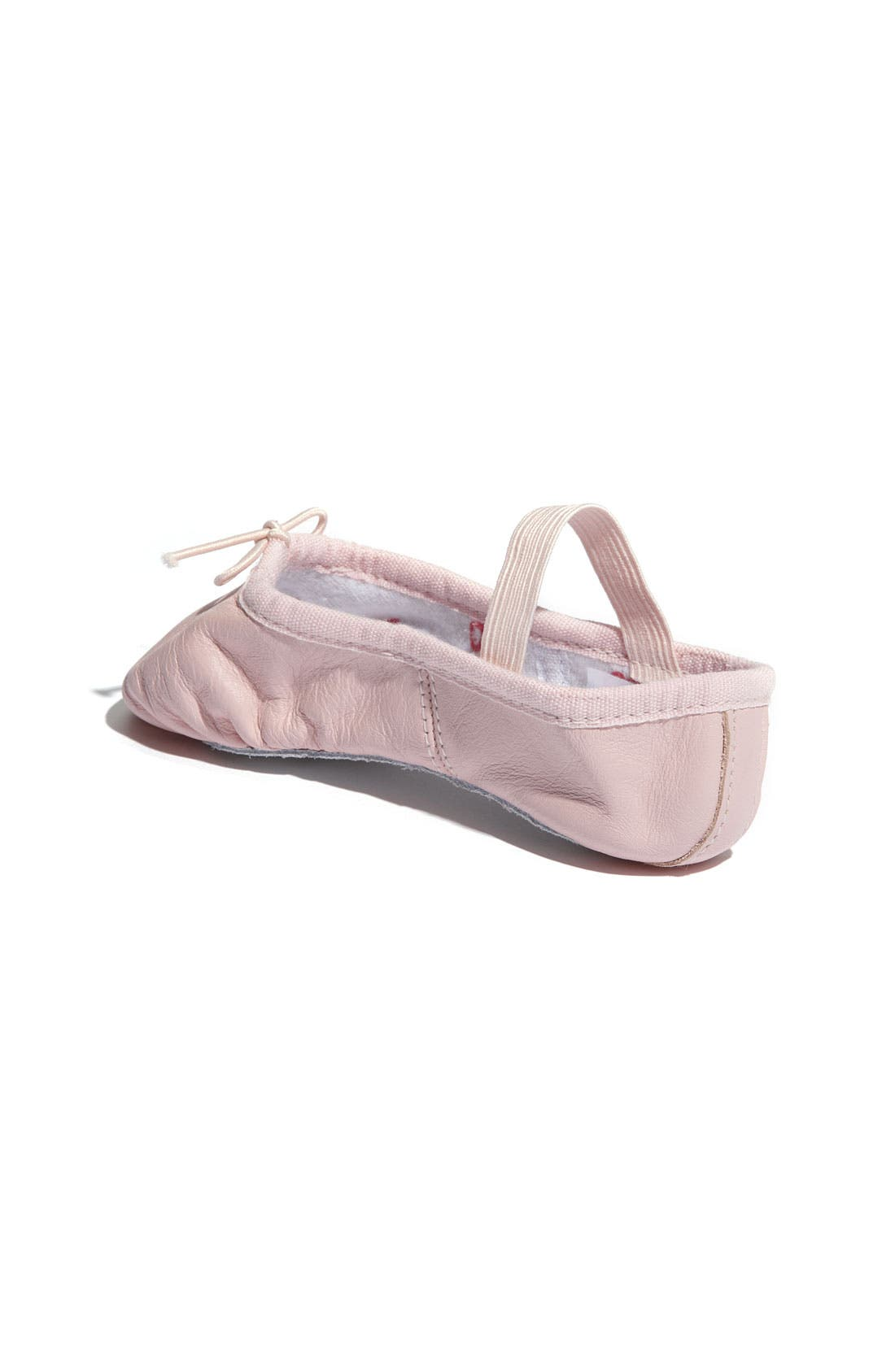 Alternate Image 2  - Bloch 'Bunnyhop' Ballet Flat (Walker, Toddler & Little Kid)