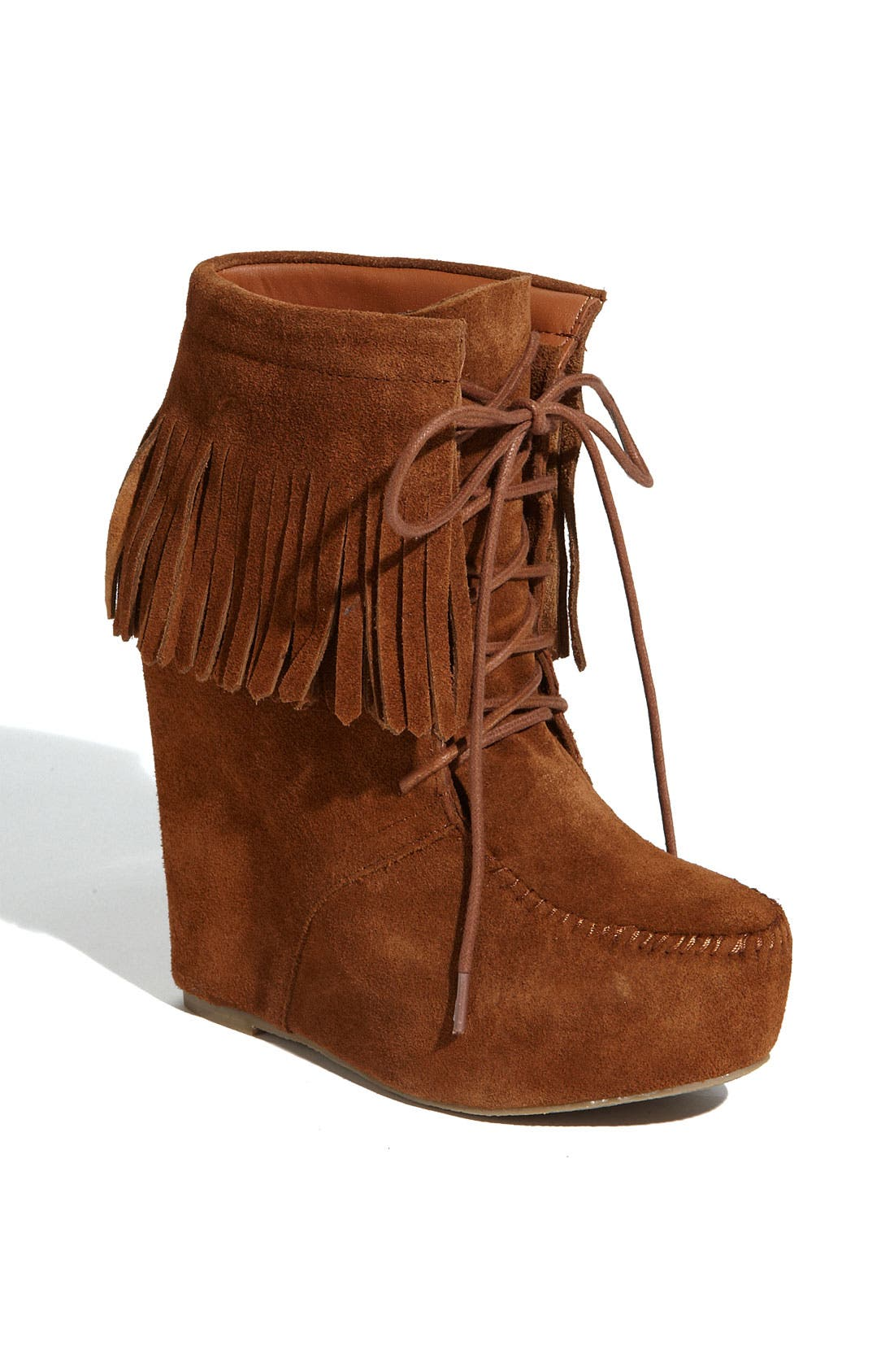 Alternate Image 1 Selected - Steve Madden 'Armoryy' Moc Bootie