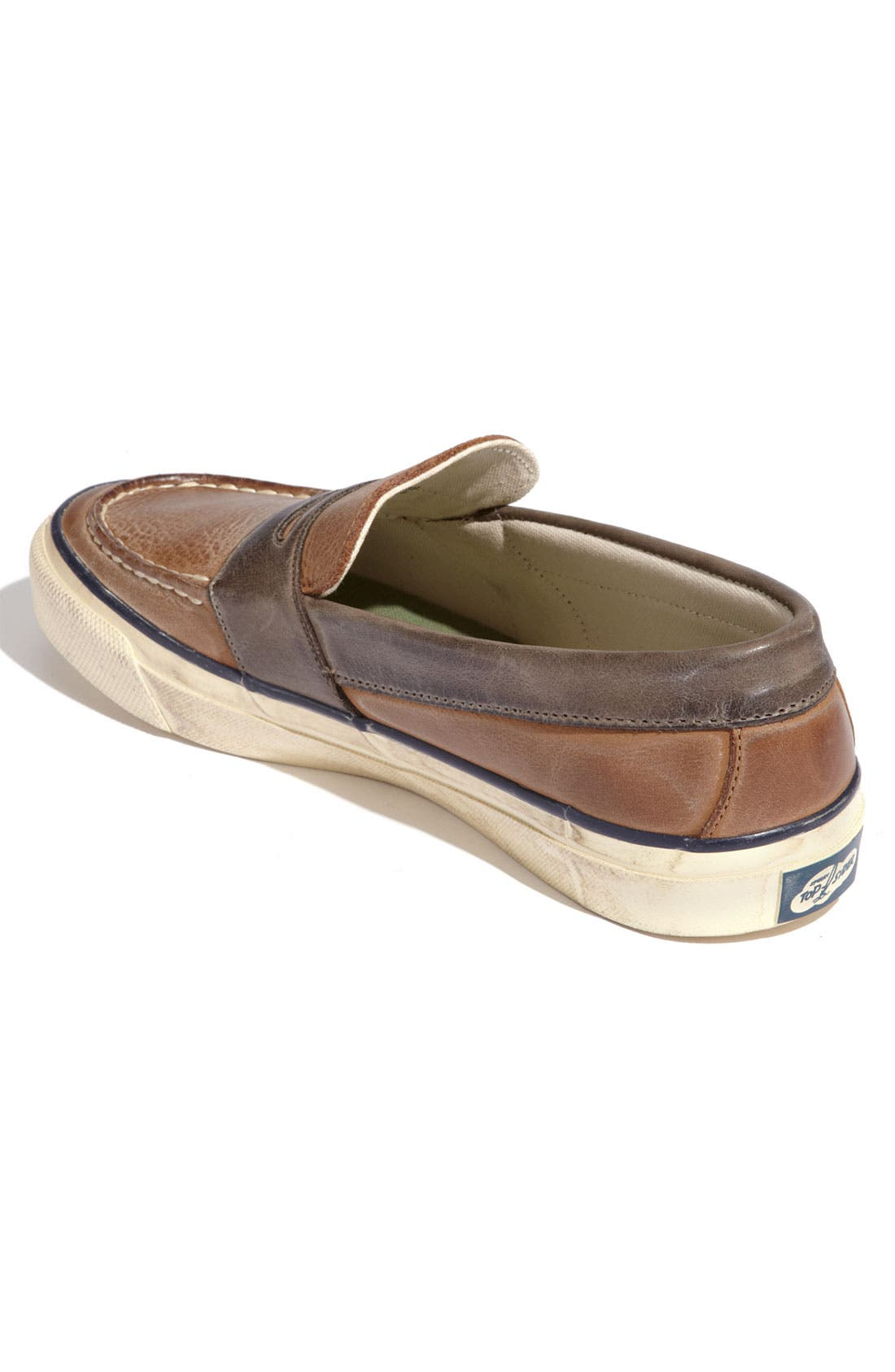 Alternate Image 2  - Sperry Top-Sider® 'Burnished Penny' Slip-On (Online Only)