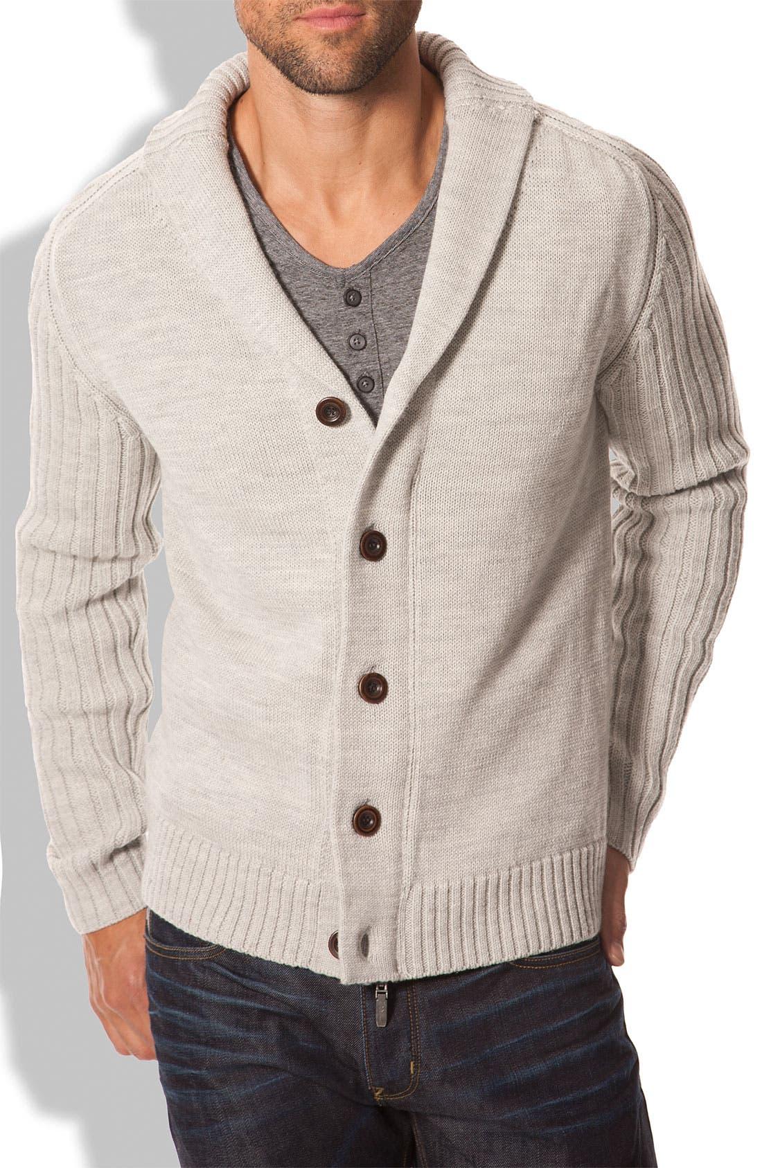 Alternate Image 1 Selected - 7 Diamonds 'Karlstad' Cardigan Sweater