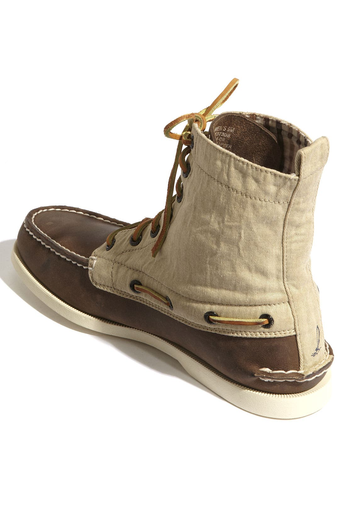 Alternate Image 2  - Sperry Top-Sider® 'Authentic Original 7-Eye' Lace-Up