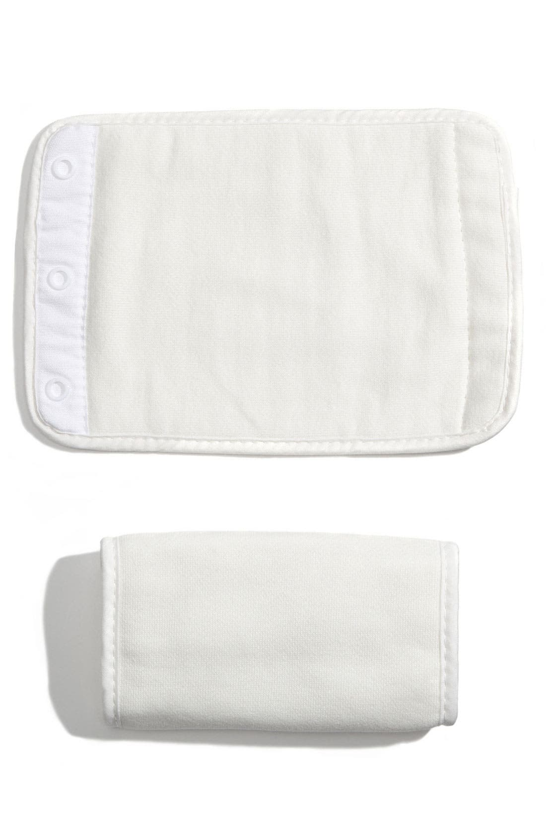 Alternate Image 1 Selected - ERGObaby Teething Pads (Set of 2)