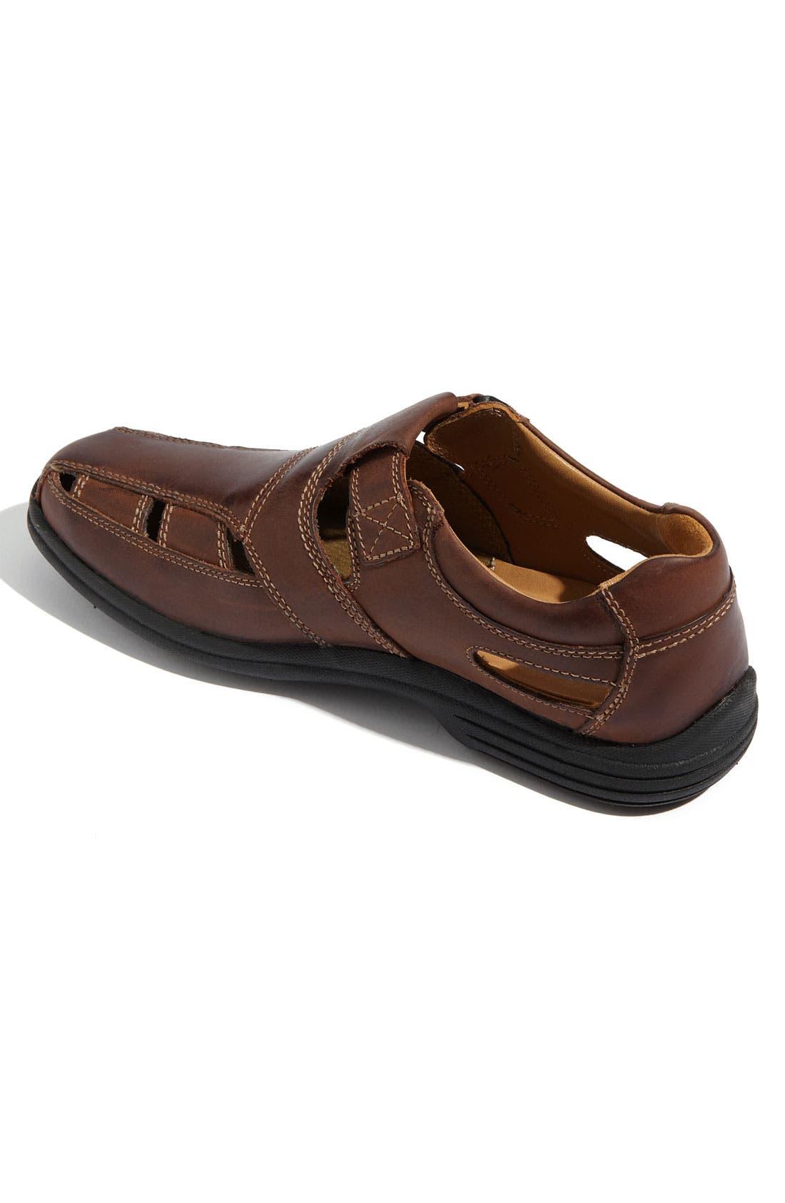Alternate Image 2  - Johnston & Murphy 'Cammon' Sandal (Online Only)