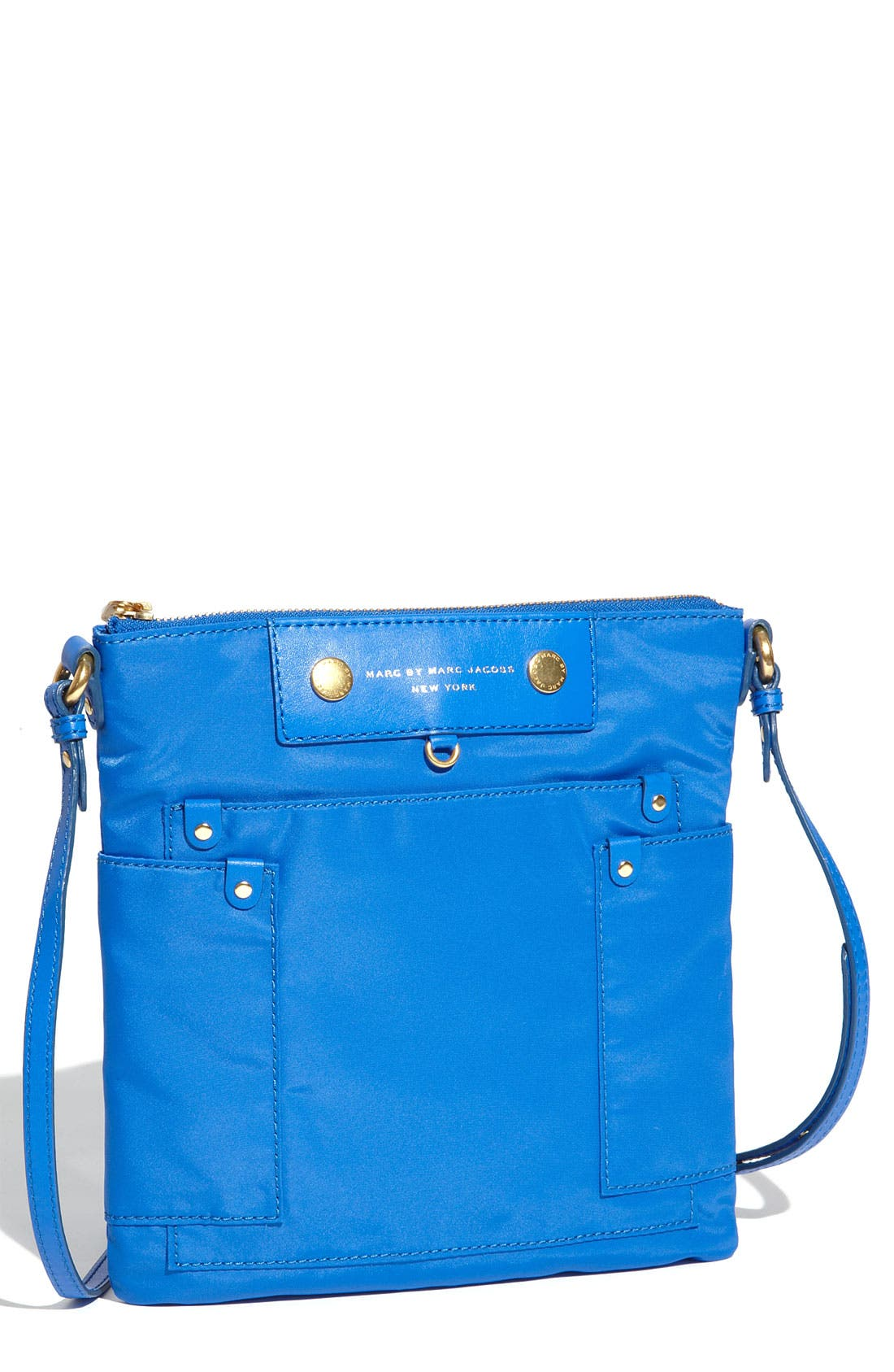 Main Image - MARC BY MARC JACOBS 'Preppy Nylon - Sia' Crossbody Bag