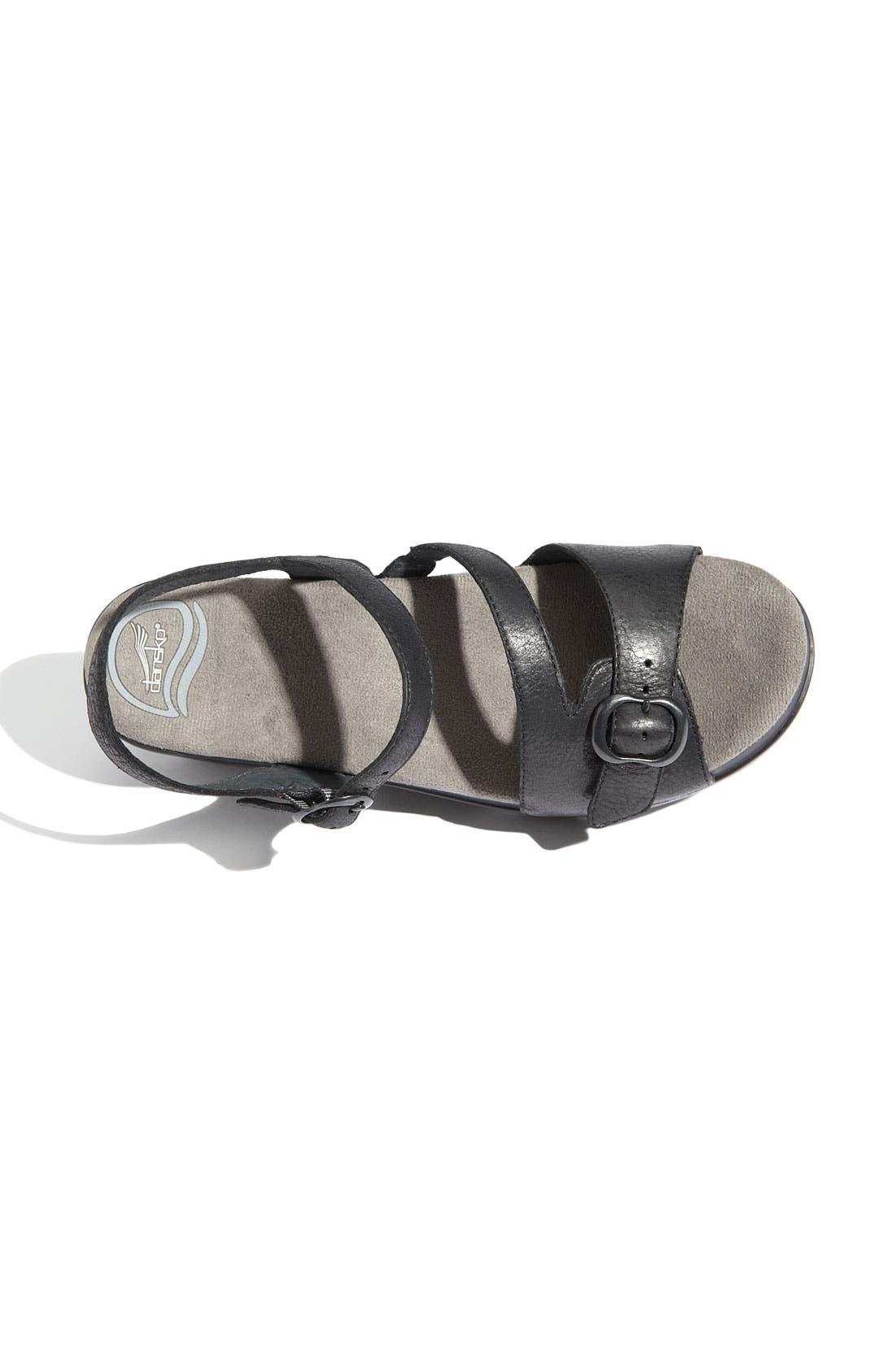 Alternate Image 3  - Dansko 'Sandi' Clog Sandal