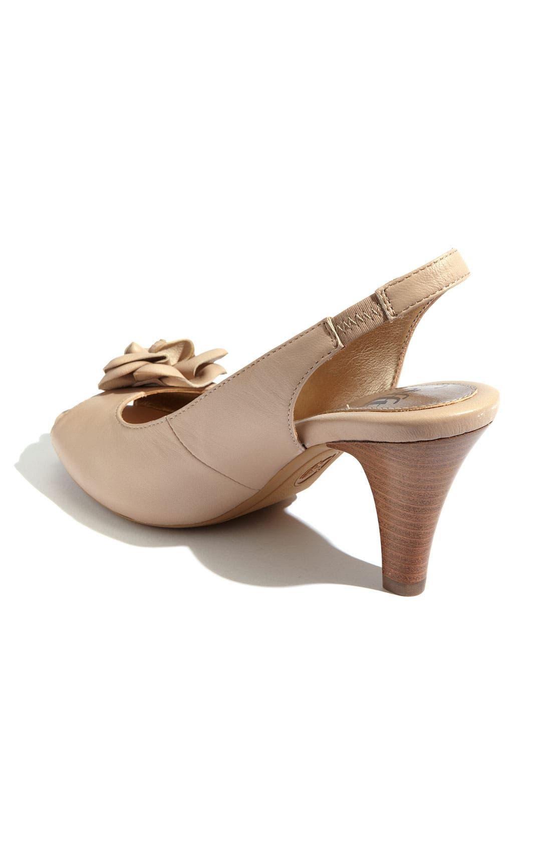 Alternate Image 2  - Söfft 'Gironne' Slingback Sandal