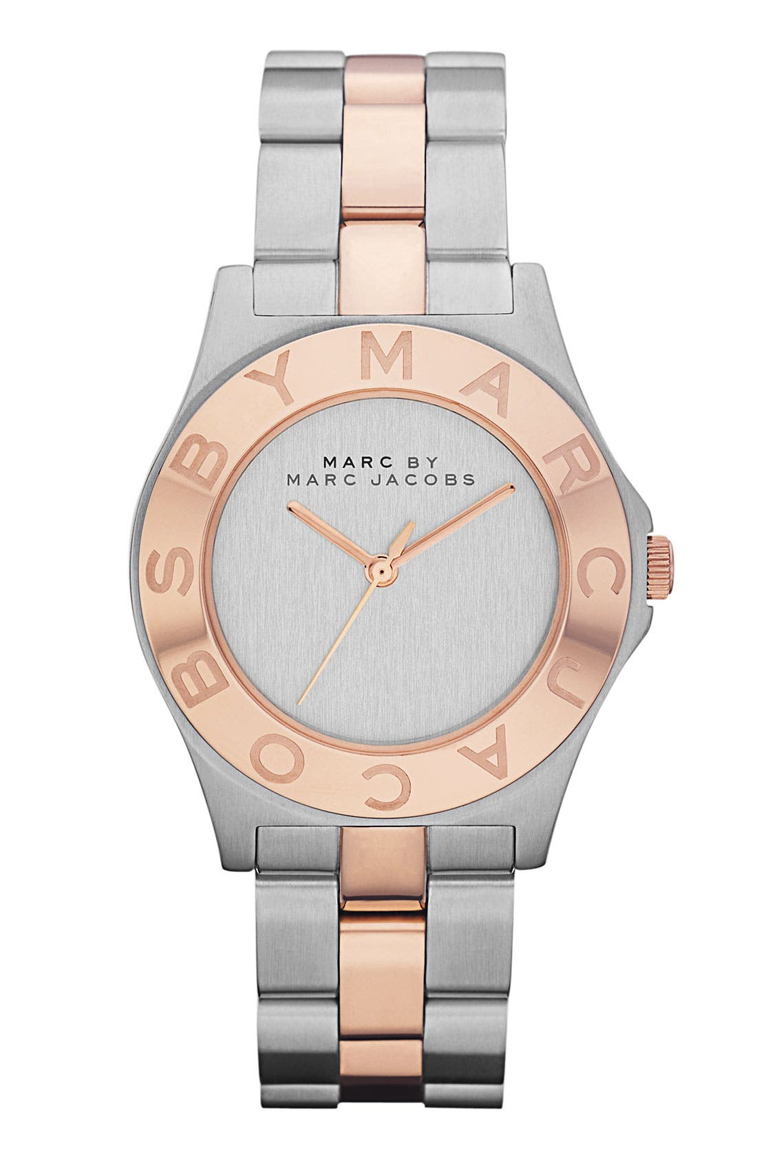 Alternate Image 1 Selected - MARC JACOBS Round Bracelet Watch, 36mm