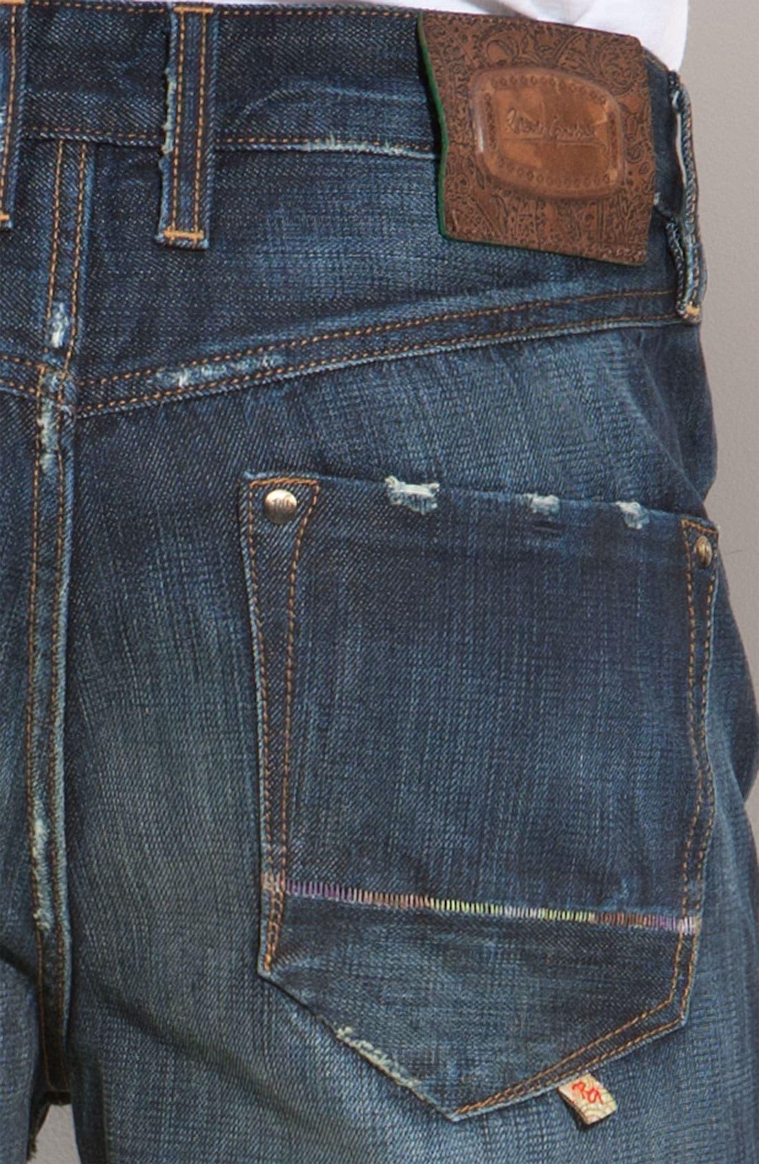 Alternate Image 3  - Robert Graham Jeans 'Yates' Classic Fit Jeans (Atlantic)