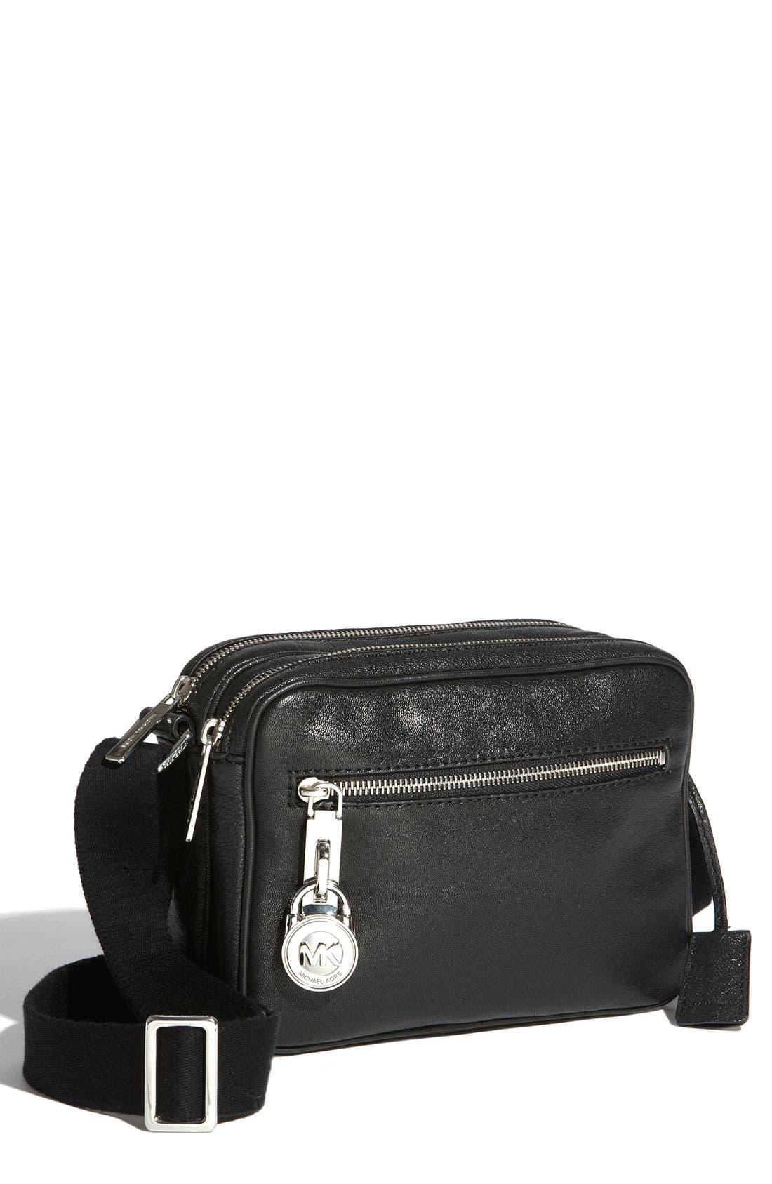 Alternate Image 1 Selected - MICHAEL Michael Kors 'Flight' Crossbody Bag