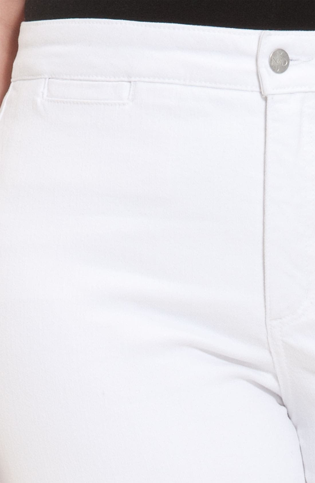 Alternate Image 3  - NYDJ 'Michelle' Trousers (Plus)