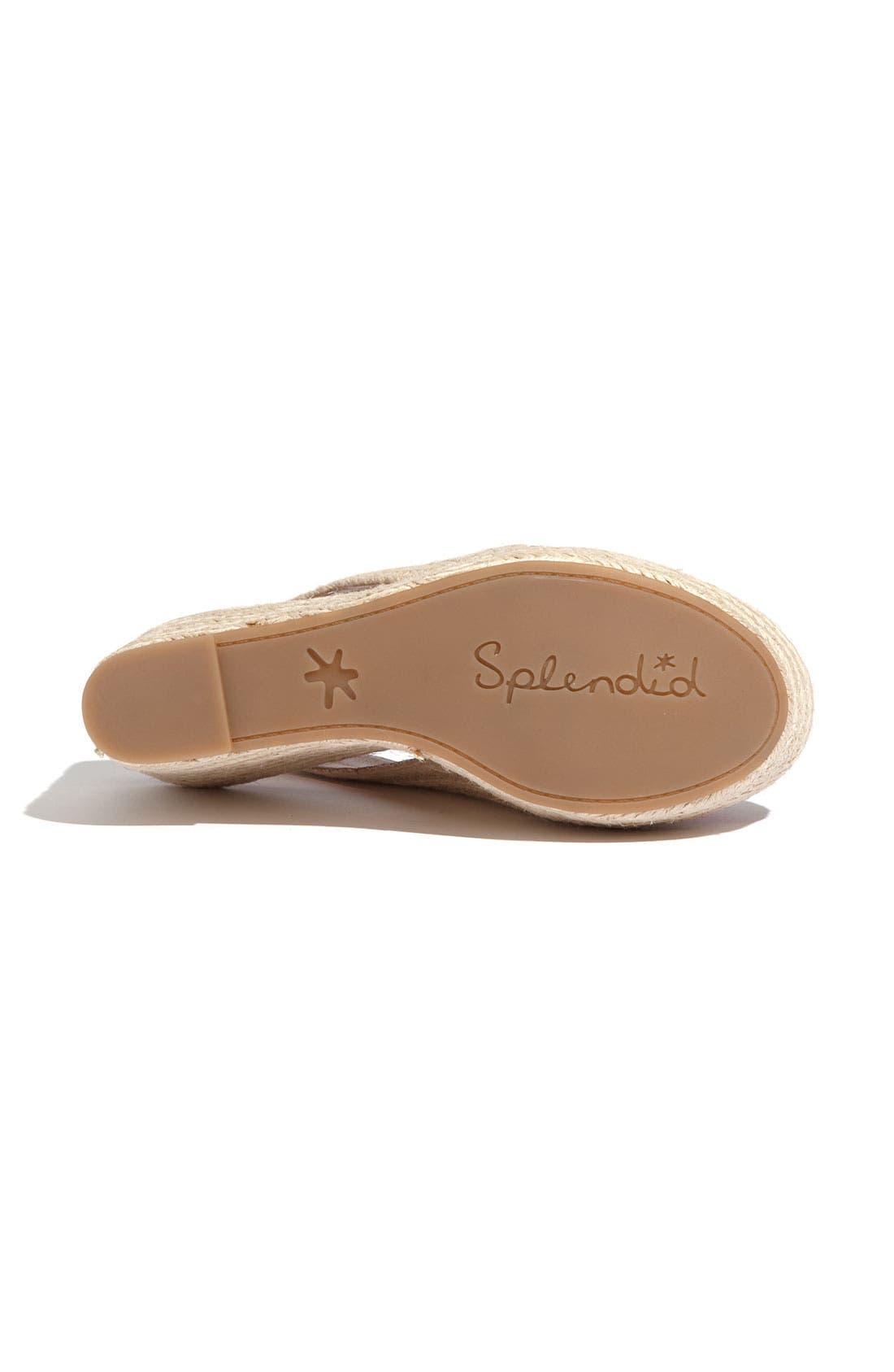 Alternate Image 4  - Splendid 'Perfect' Espadrille Sandal