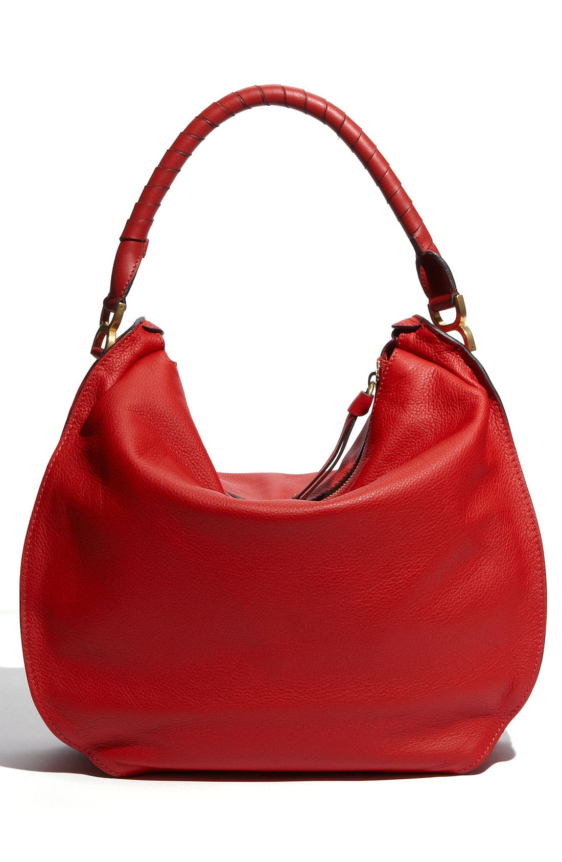 Alternate Image 4  - Chloé 'Marcie - Large' Leather Hobo