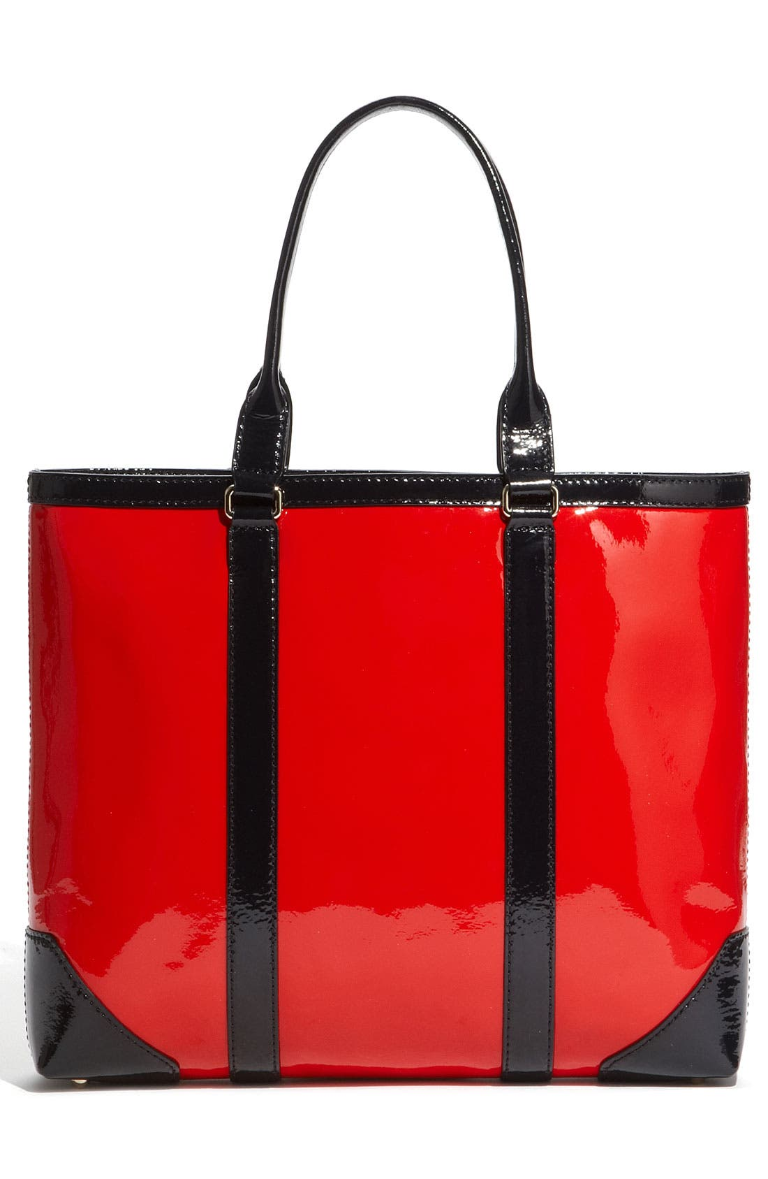 Alternate Image 4  - kate spade new york 'barclay street - dama' patent leather tote