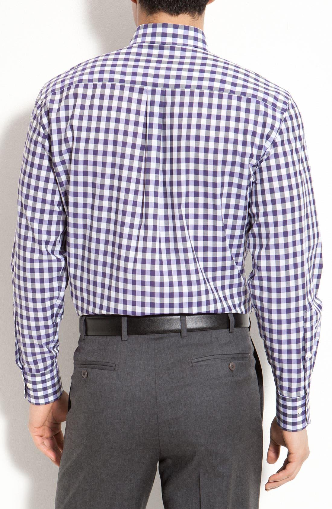 Alternate Image 2  - Peter Millar 'Hombre Plaid' Sport Shirt