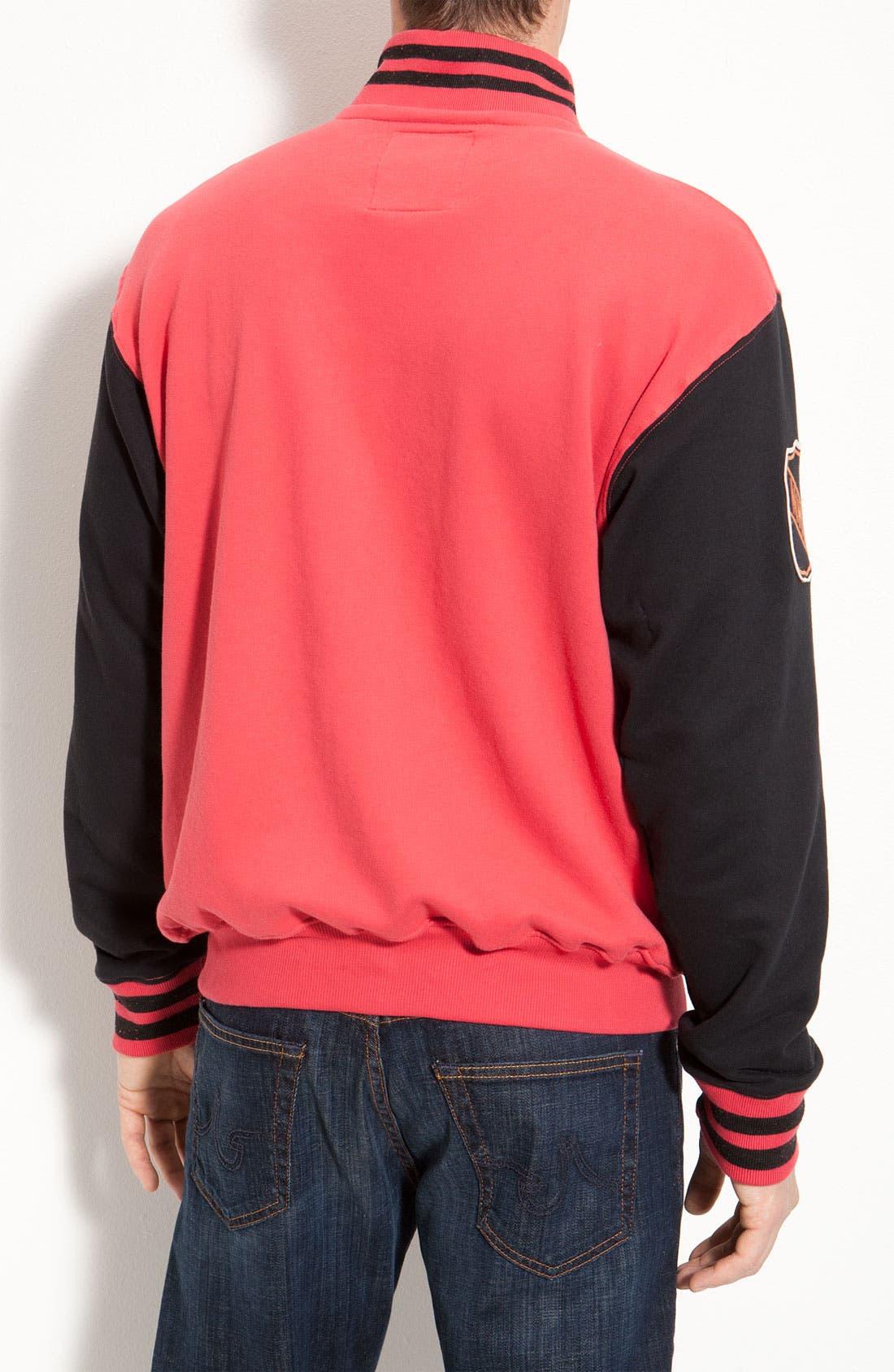 Alternate Image 2  - Red Jacket 'Homeroom Blackhawks' Jacket