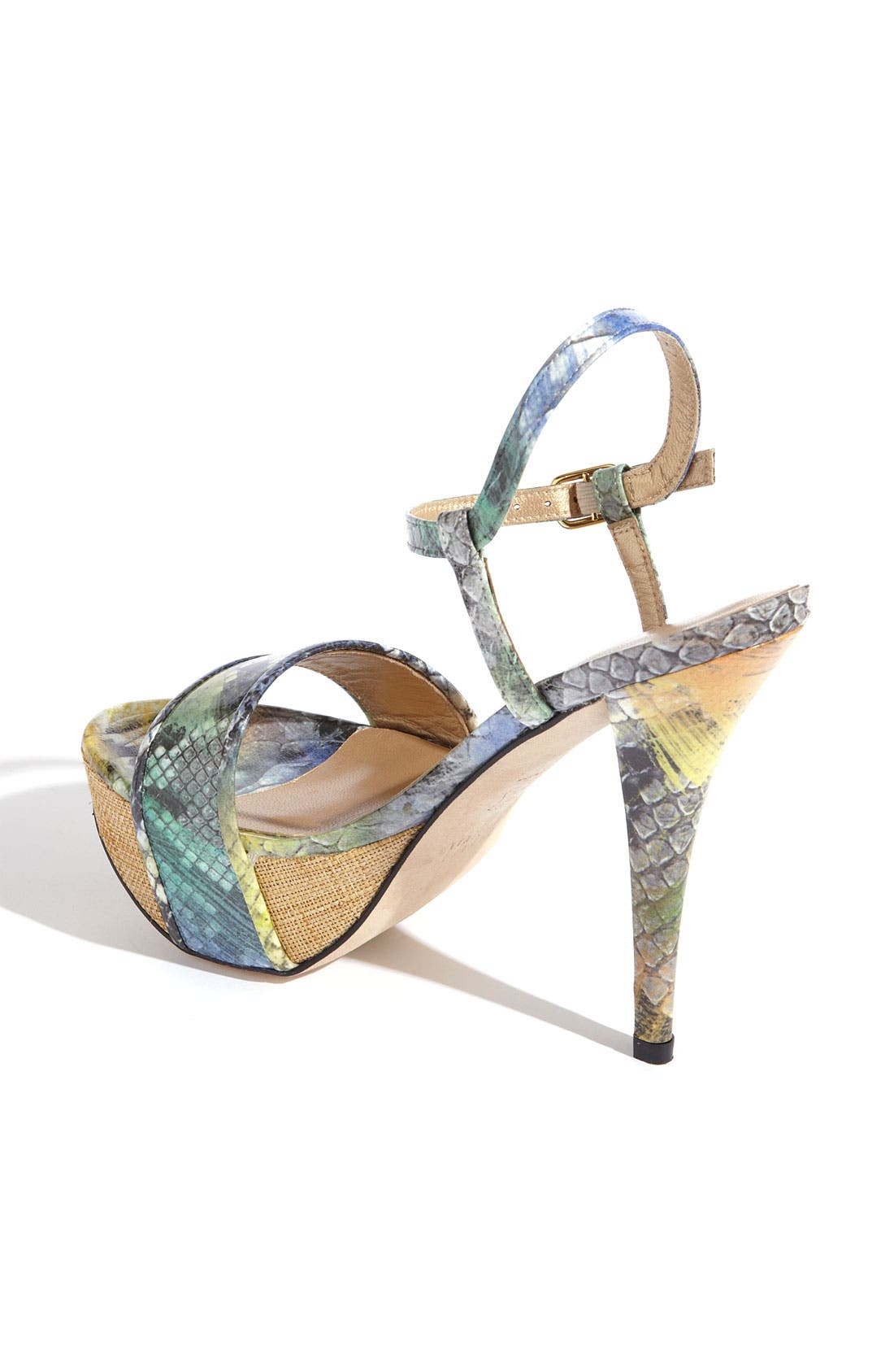 Alternate Image 2  - Stuart Weitzman 'Onceover' High Heel Sandal