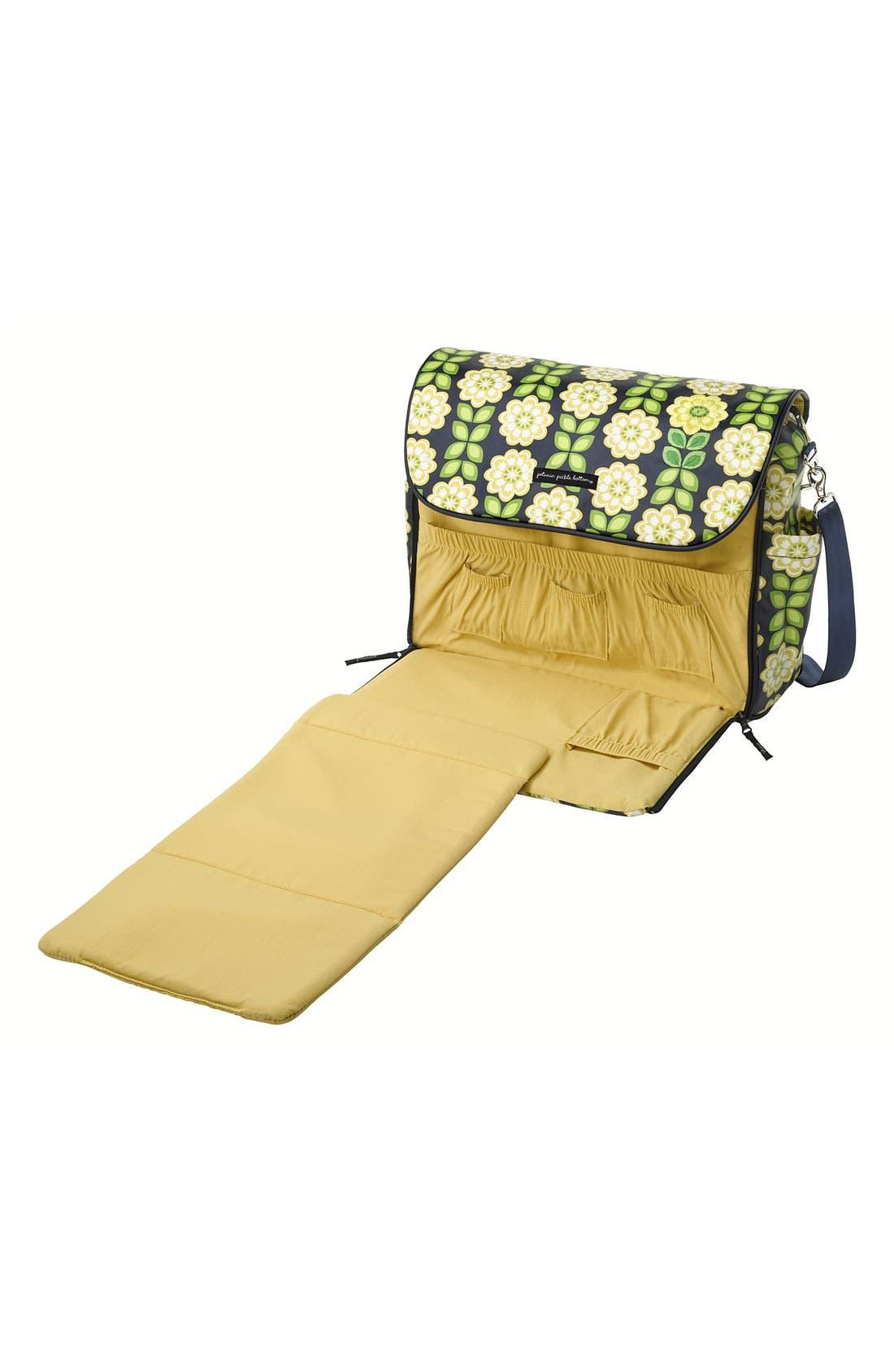 Alternate Image 3  - Petunia Pickle Bottom Glazed 'Abundance Boxy Backpack' Diaper Bag