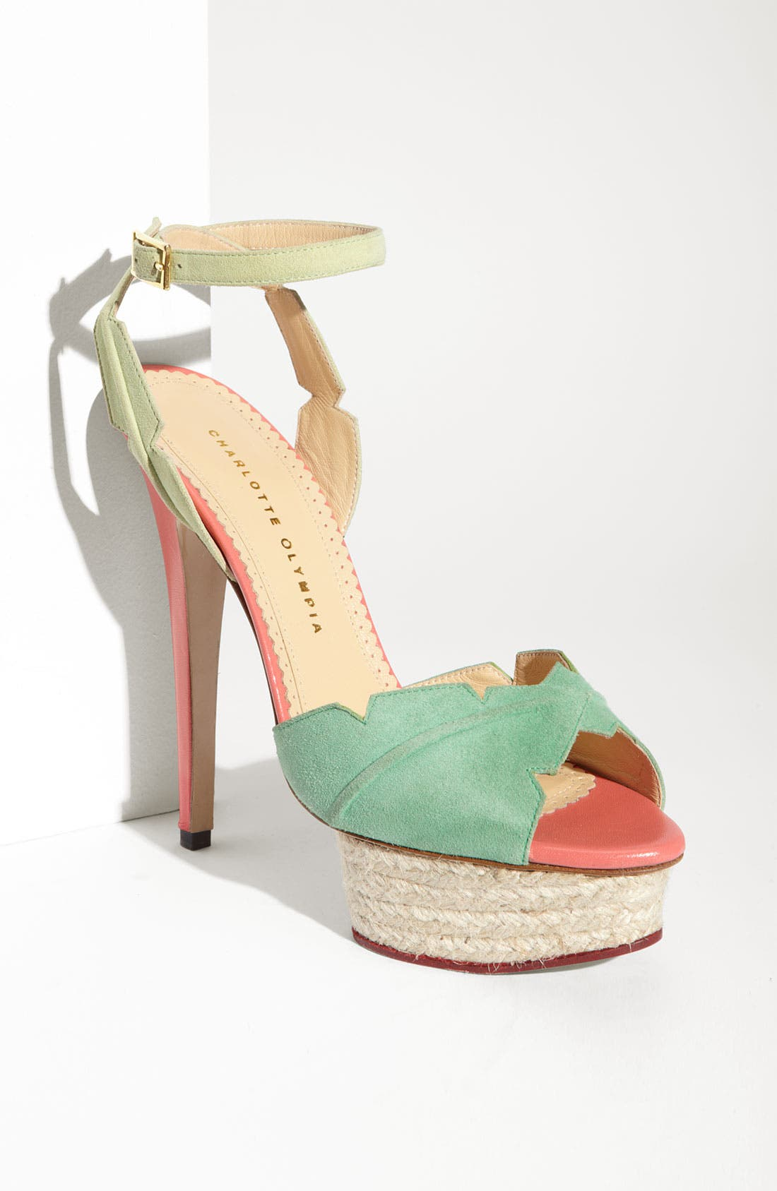 Alternate Image 1 Selected - Charlotte Olympia 'Isla' Sandal