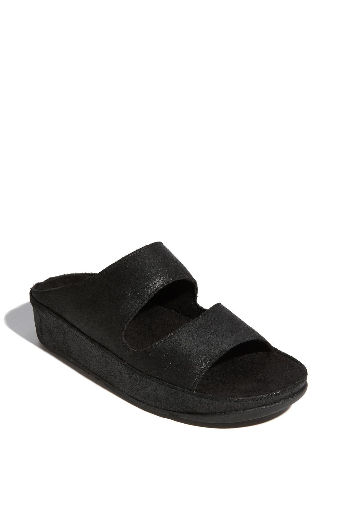 Alternate Image 1 Selected - FitFlop 'Lolla Crackle' Sandal