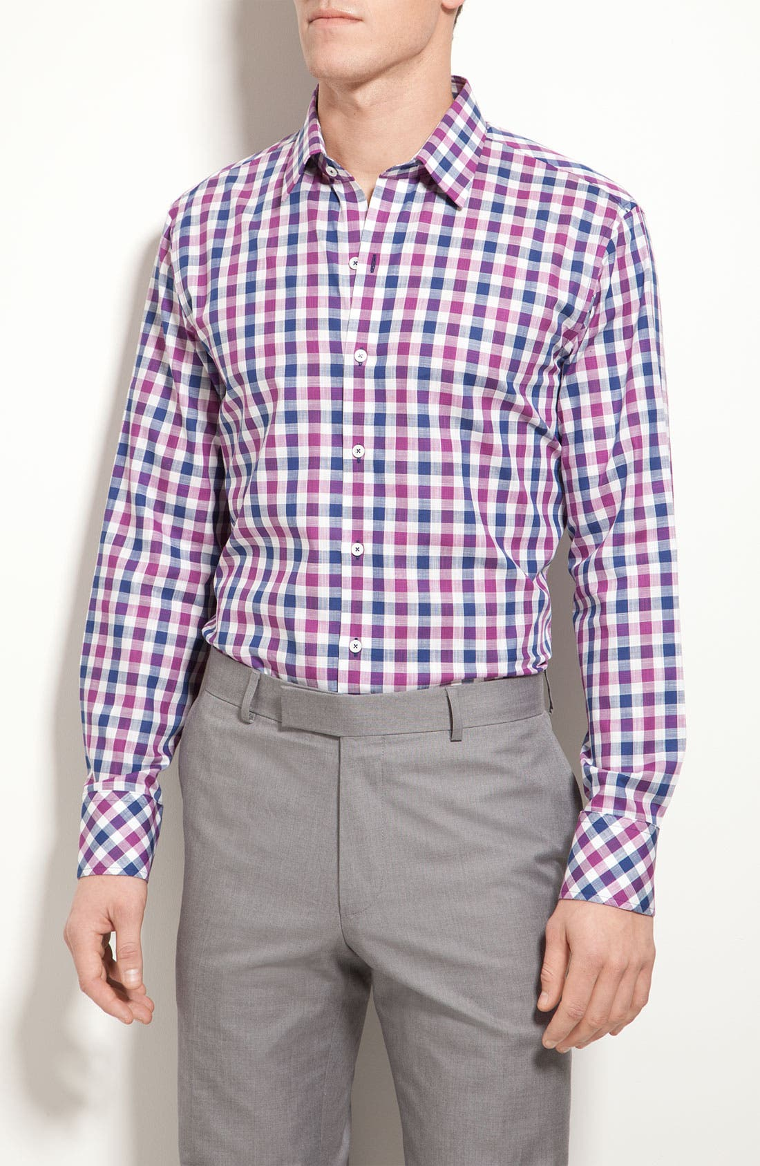 Alternate Image 1 Selected - Zachary Prell 'Jordan' Sport Shirt