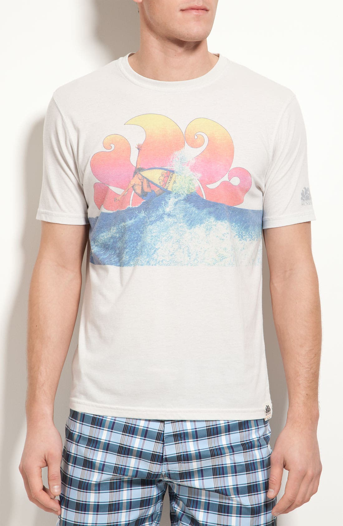 Alternate Image 1 Selected - Sundek 'Gilberto' T-Shirt