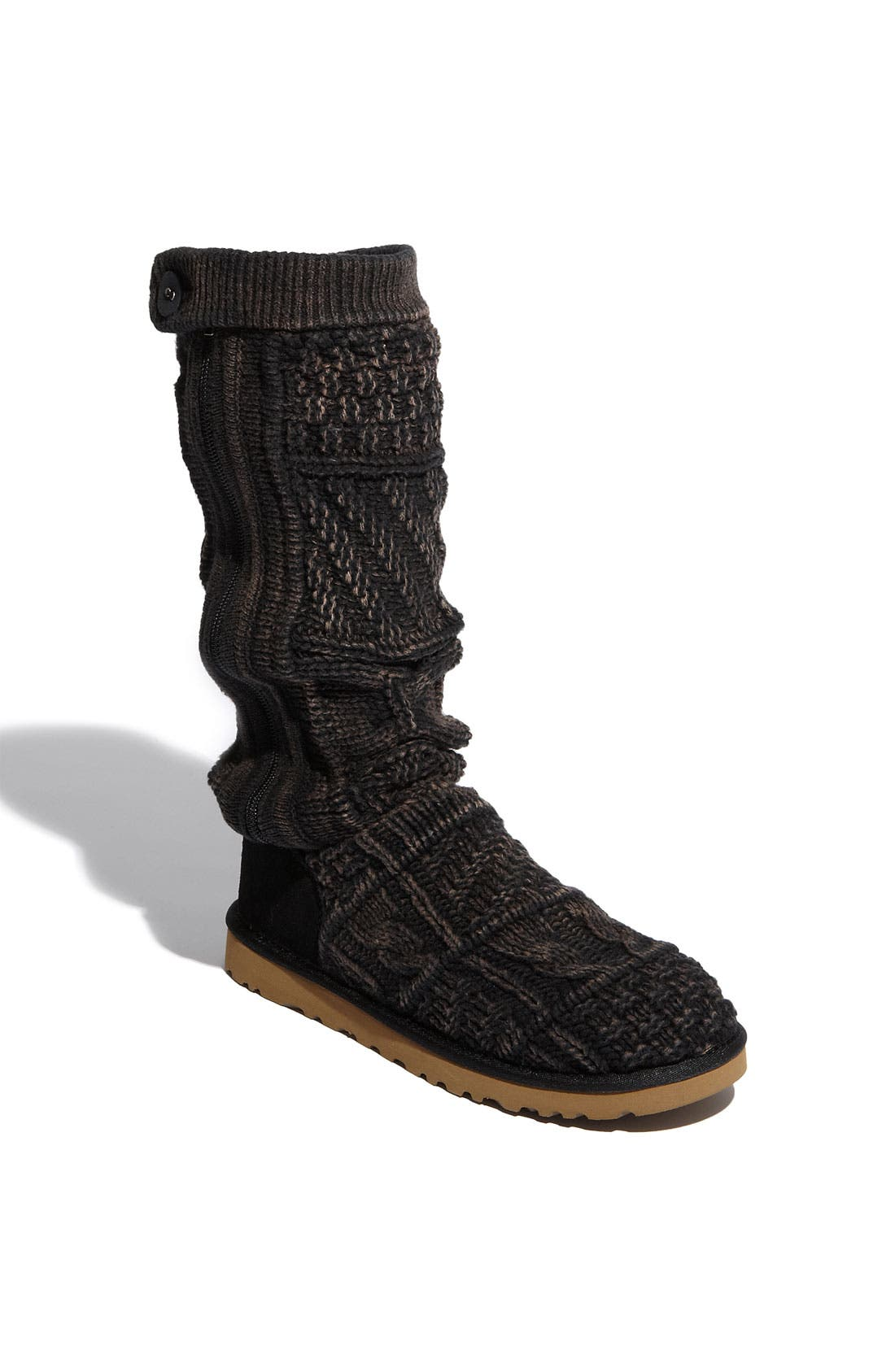 Alternate Image 1 Selected - UGG® Australia 'Patchwork' Boot