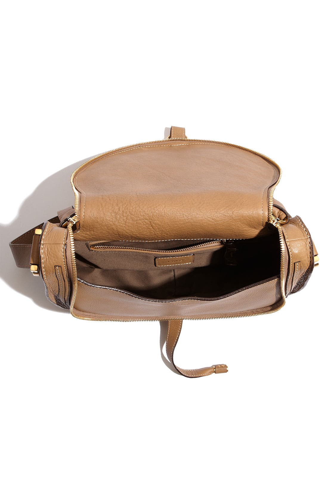 Alternate Image 3  - Chloé 'Marcie' Leather Crossbody Bag